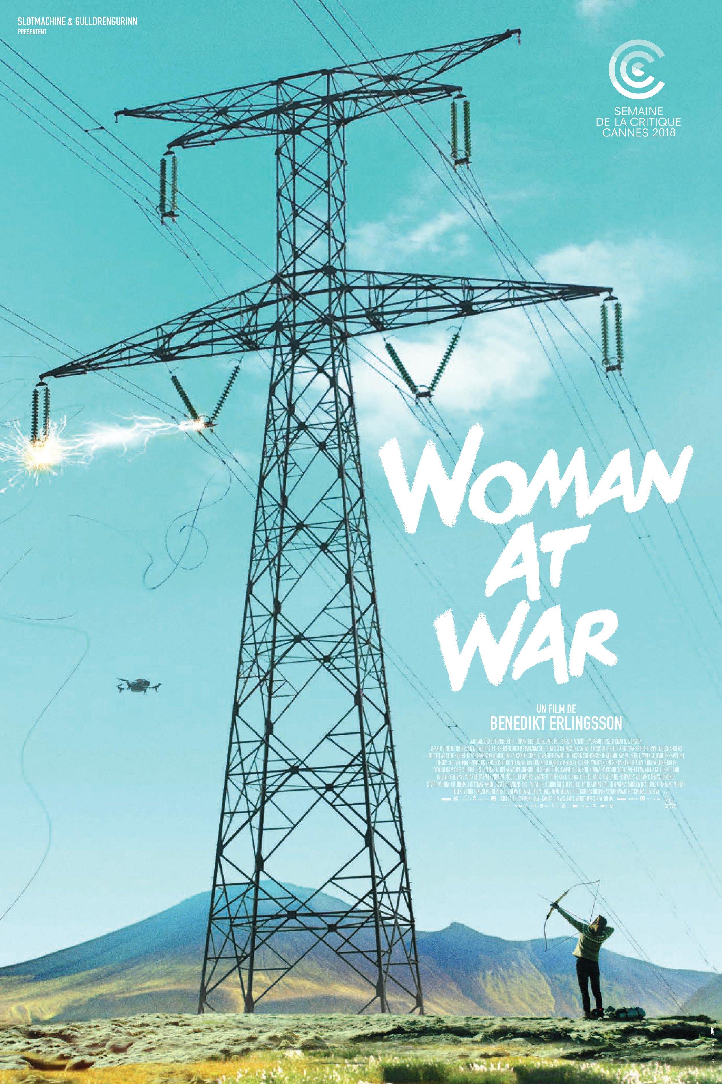 Woman at War  de  Benedikt Erlingsson