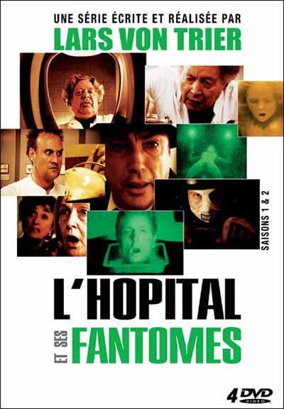 L'hopital et ses fantômes  de  Lars Von Trier