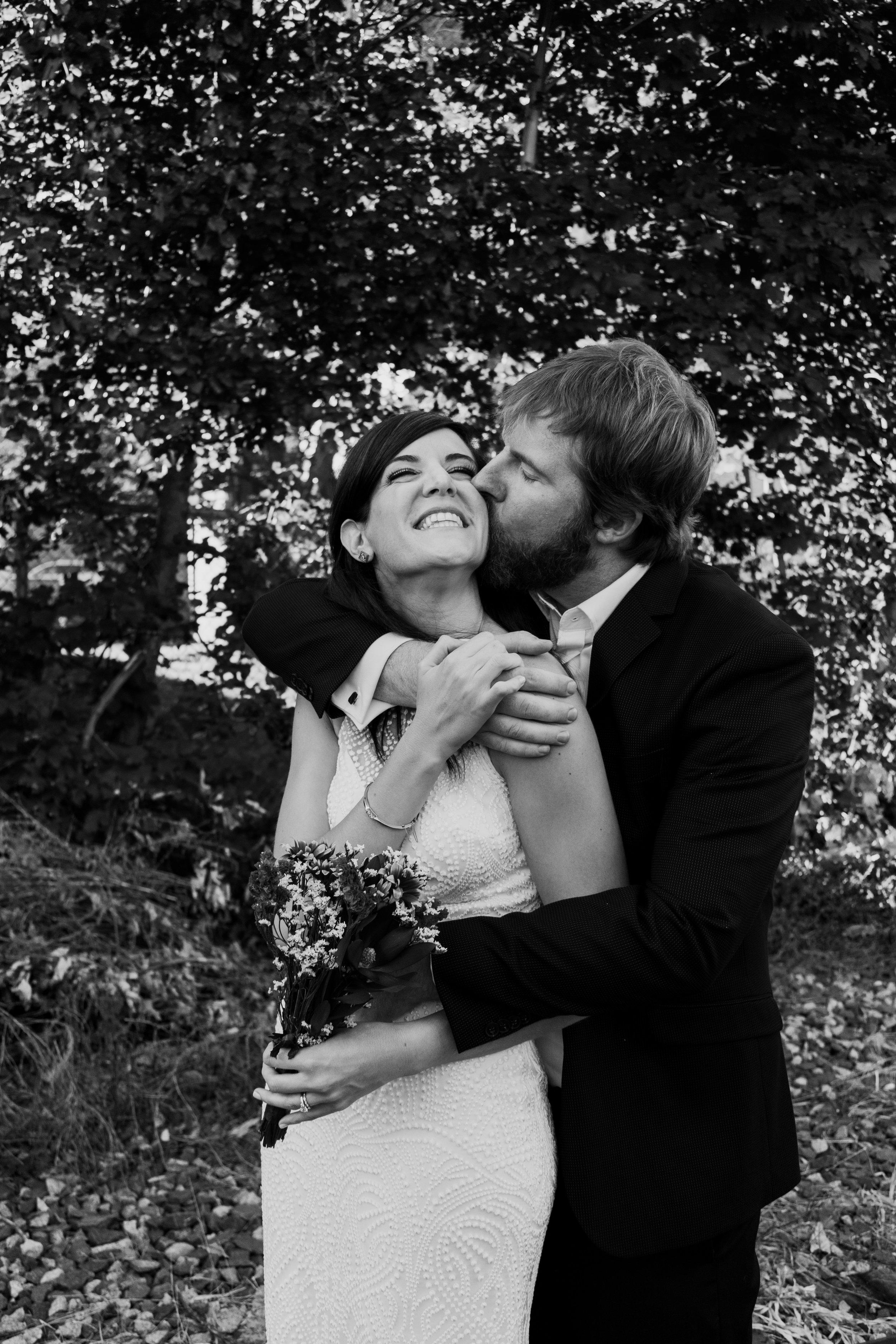 Cambridge intimate wedding