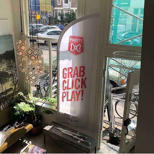 Inside outside: lab practice for summer events!🏖 . . . #westerlab #amsterdam #creative #westerstraat #jordaan #studio #creationspace