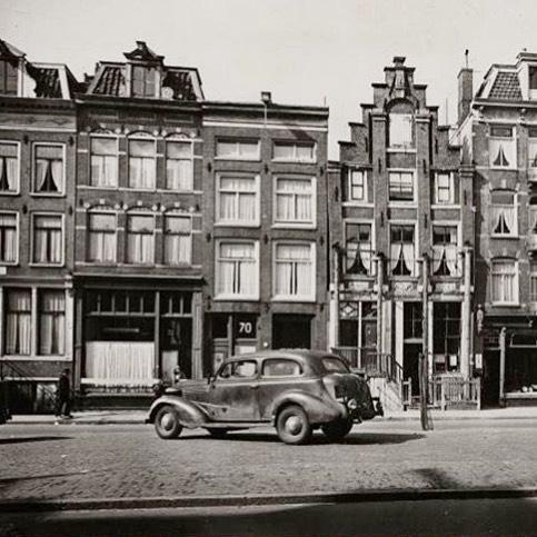 A long time ago...🕰 . . . @oudamsterdam #westerlab #amsterdam #creative #westerstraat #jordaan #studio #creationspace