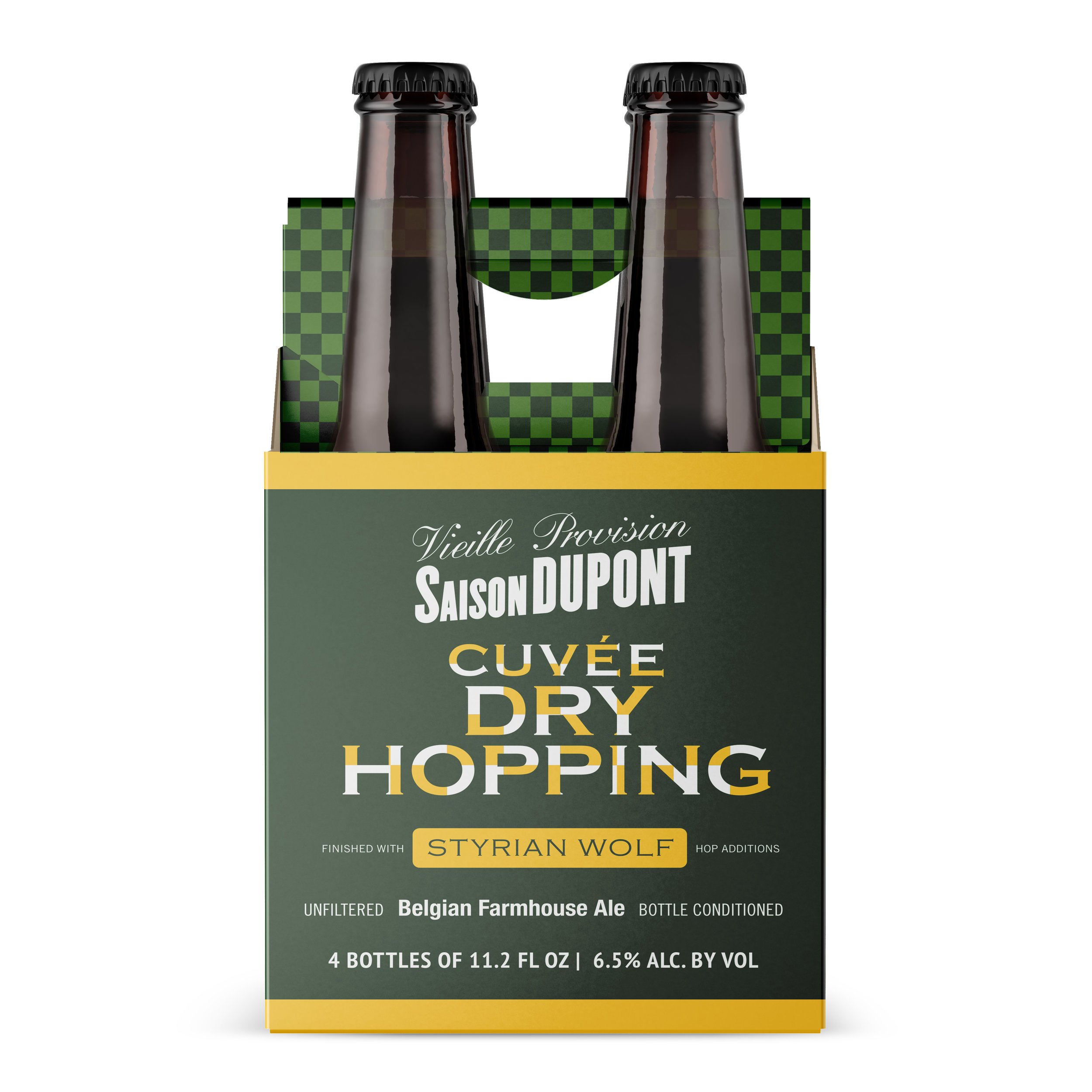 Saison Dupont Cuvee Dry Hopping 4pack