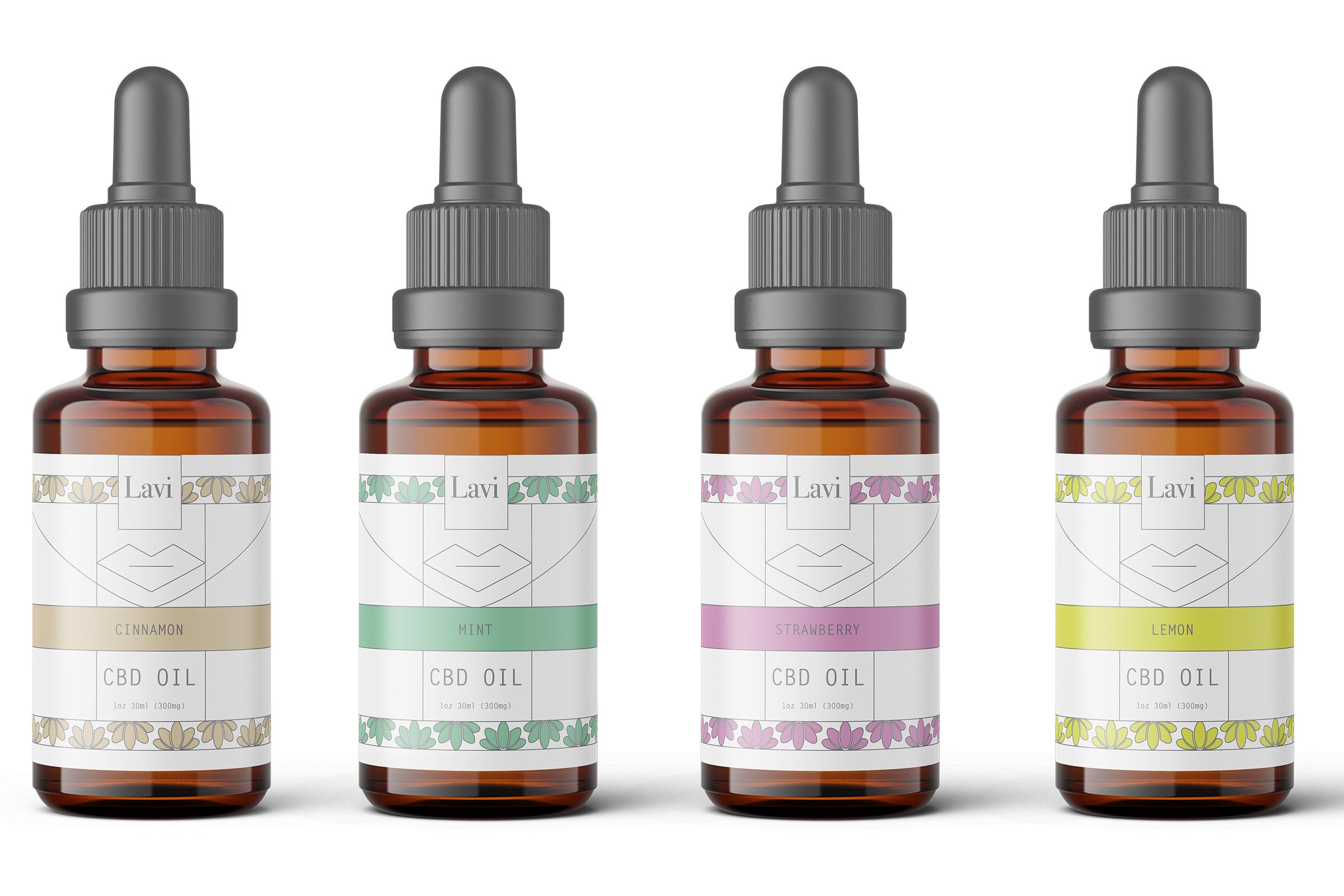 CBD hemp oil for the female consumer