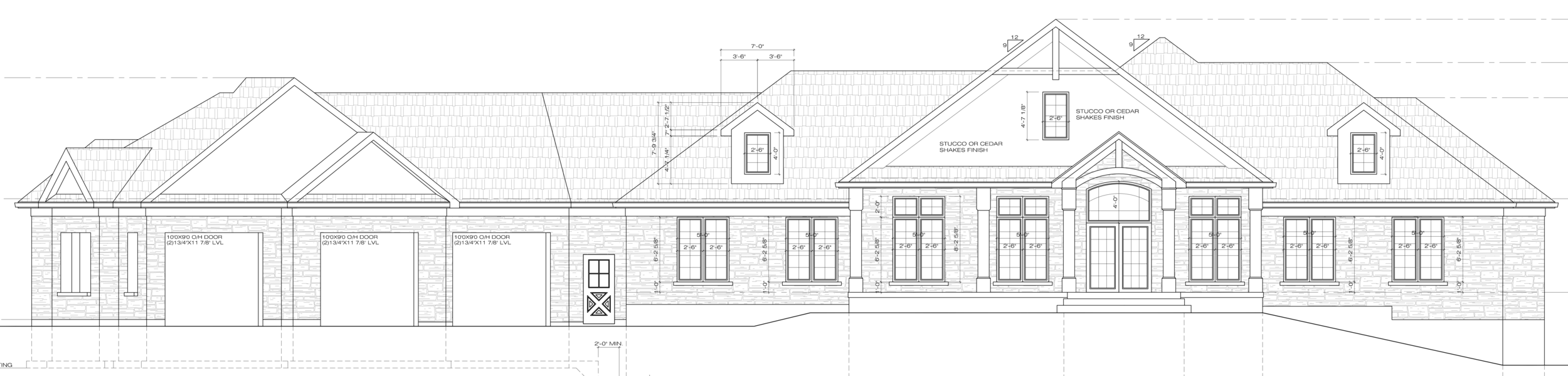 Previous Elevation Design