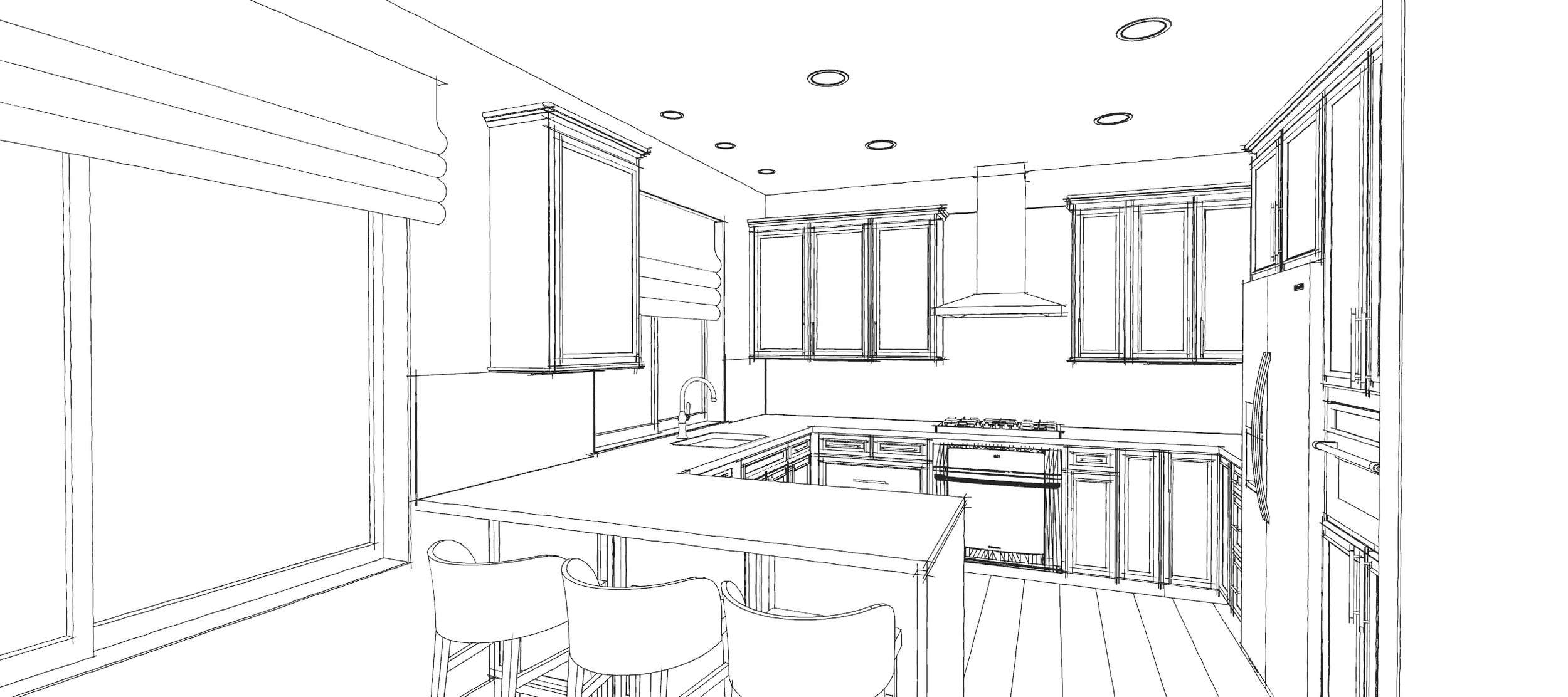 Line Drawing Rendering (CA Only)