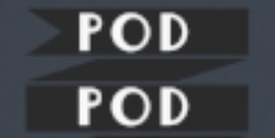 Did you know... - ...that Pod Pod / Blog is going to be a podcast? Stay tuned for that!