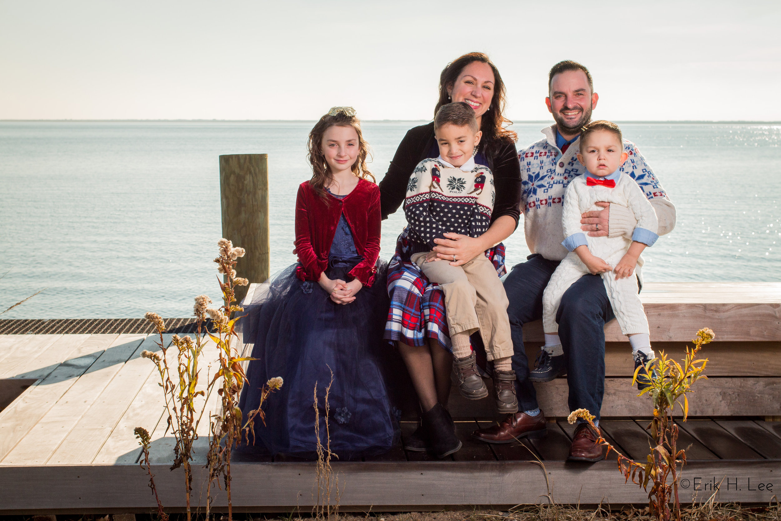 Meyer Family - Holiday Card