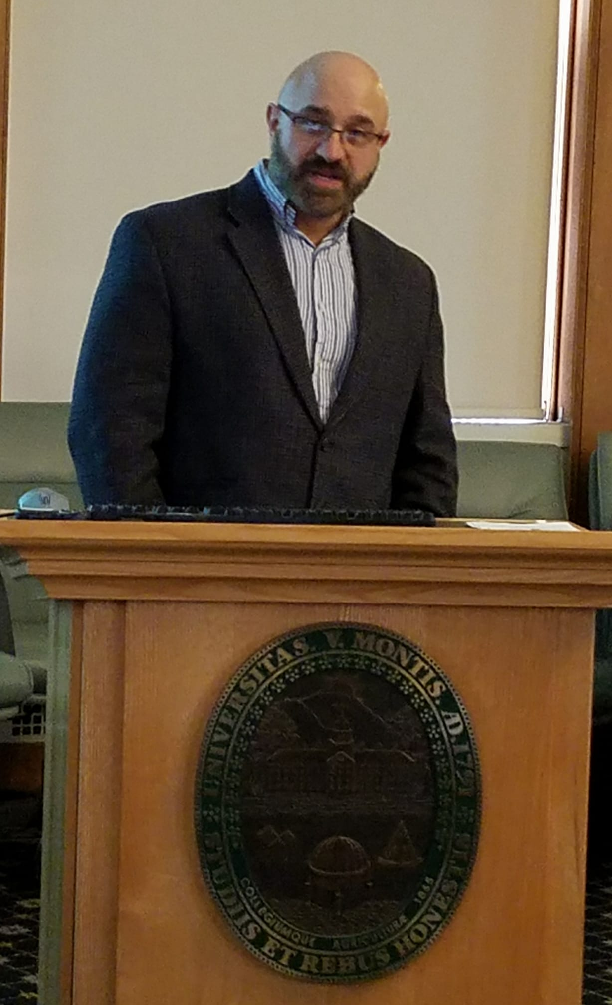 Chris Vaccaro · senior lecturer · UVM