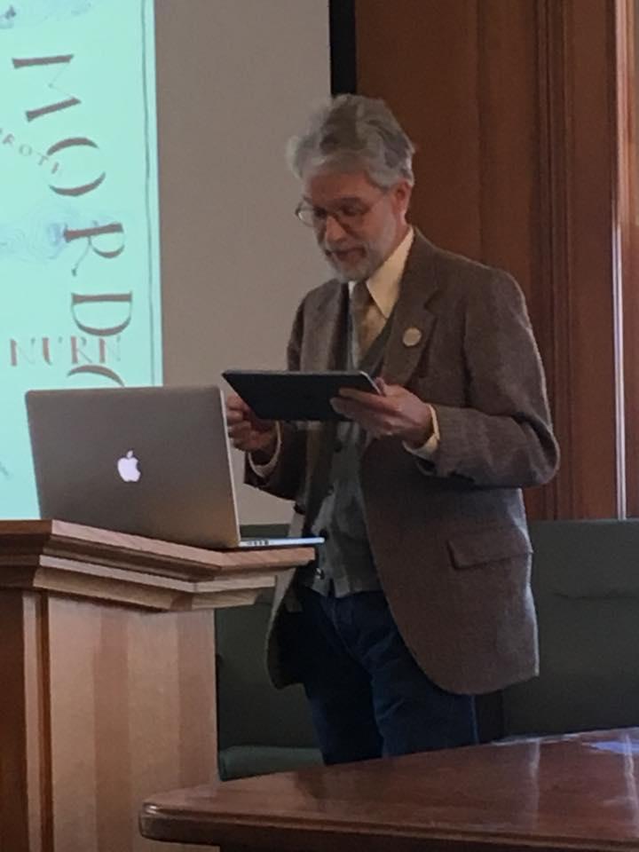 Erik Mueller-Harder · independent scholar