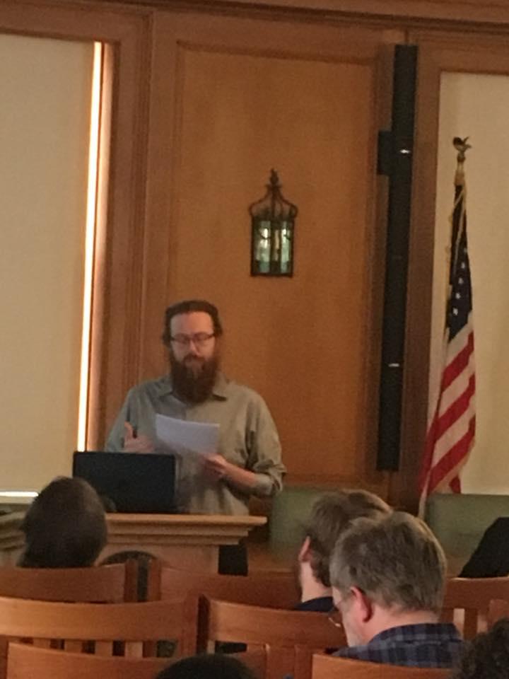 Jeffrey Bullins · assistant professor of communications · SUNY Plattsburgh