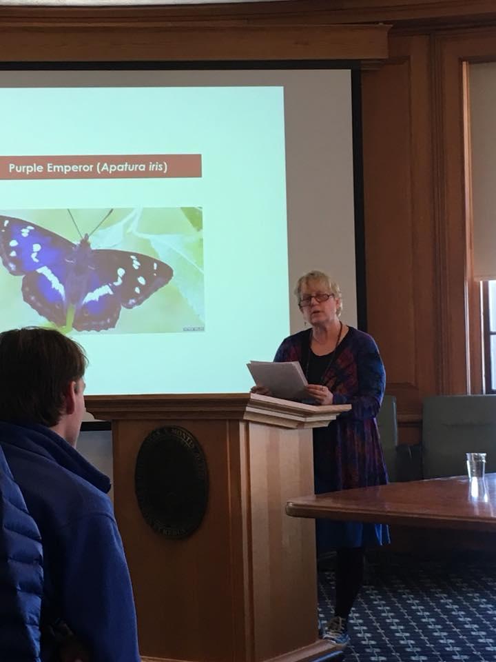 Kristine Larsen · professor of physics & astronomy · Central Connecticut State University