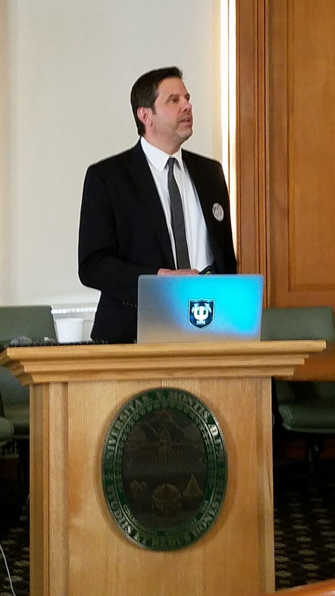 Marc Zender · assistant professor · Tulane University