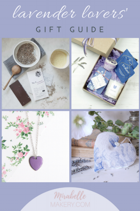Ethical lavender gifts for her