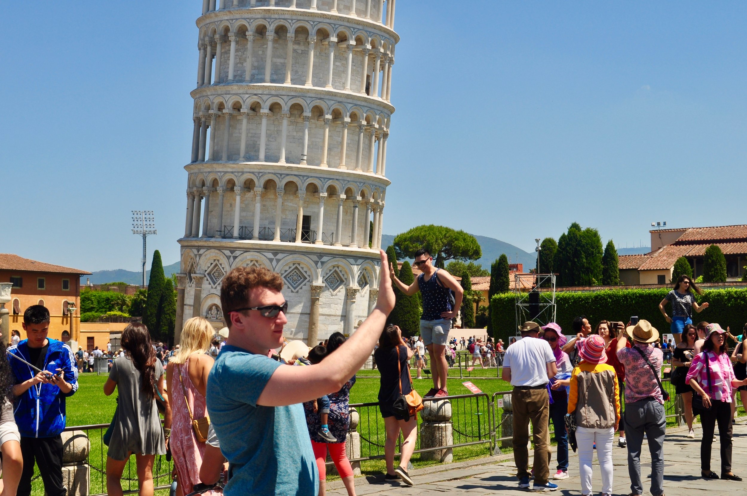 Is it Worth Visiting the Leaning Tower of Pisa - A Happy Passport #pisa #italy #leaningtowerofpisa