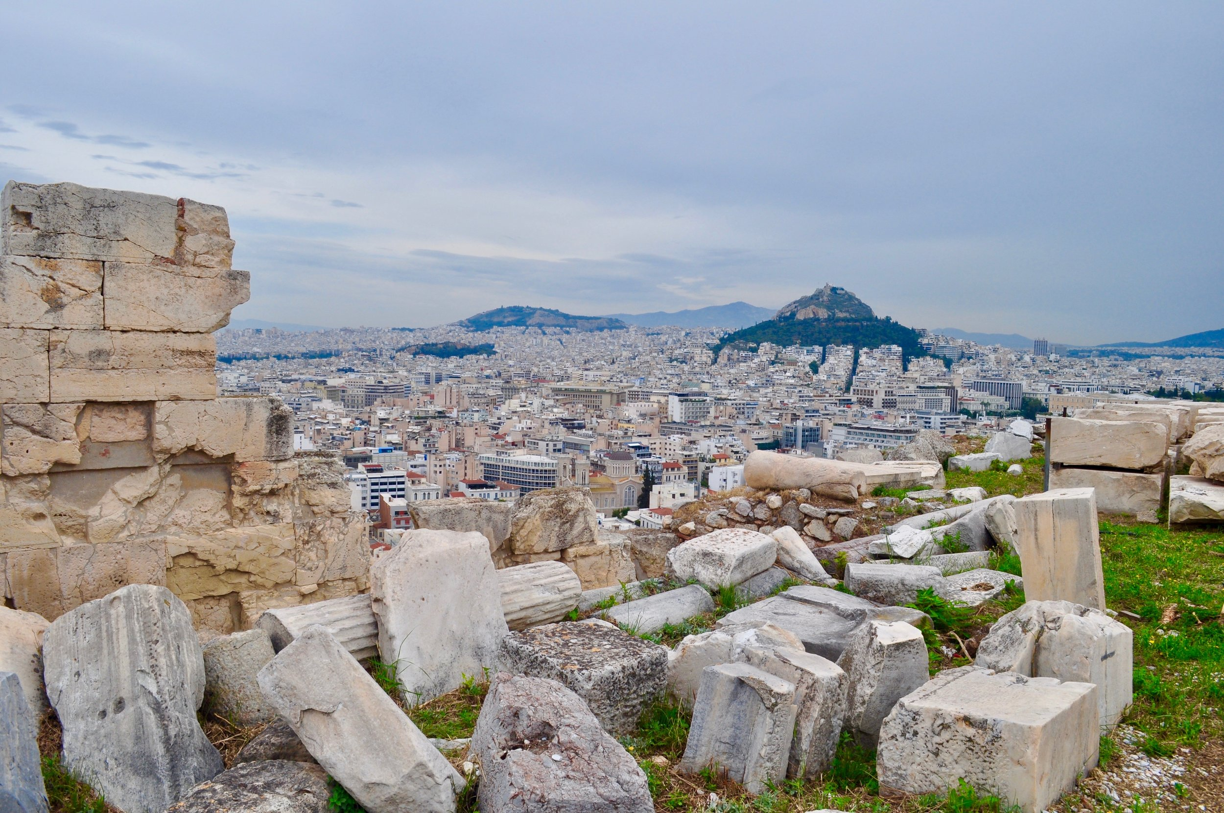 Exploring the Greek Isles on a Cruise - A Happy Passport #athens #greece #cruise
