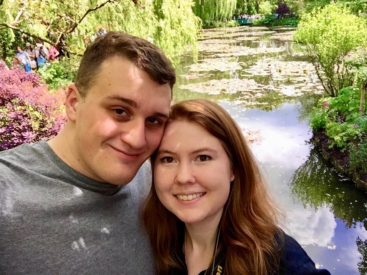 Monet Gardens, Japanese Water Gardens