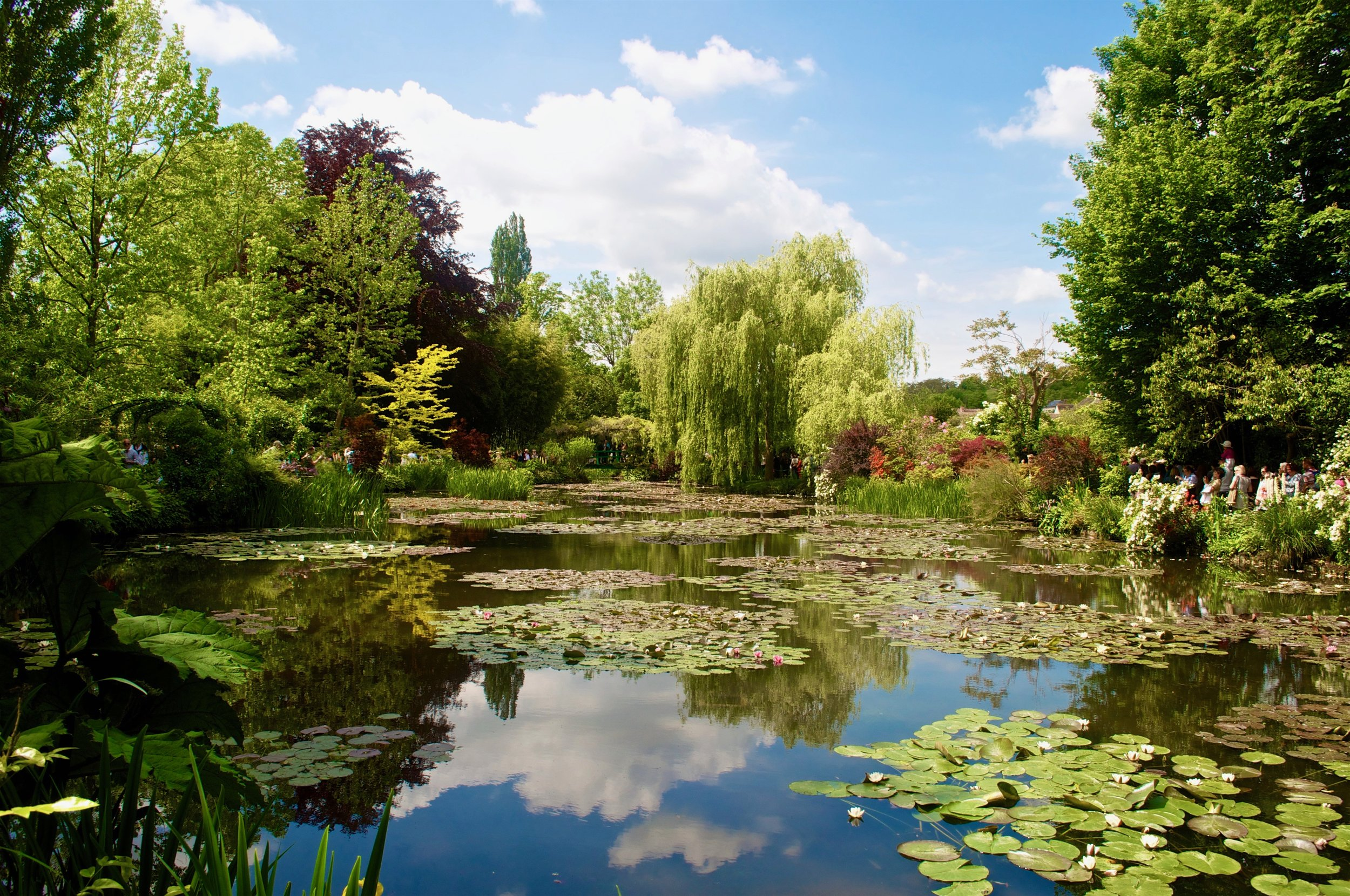 The Ultimate Northern France Itinerary - Giverny, Monet Gardens, France
