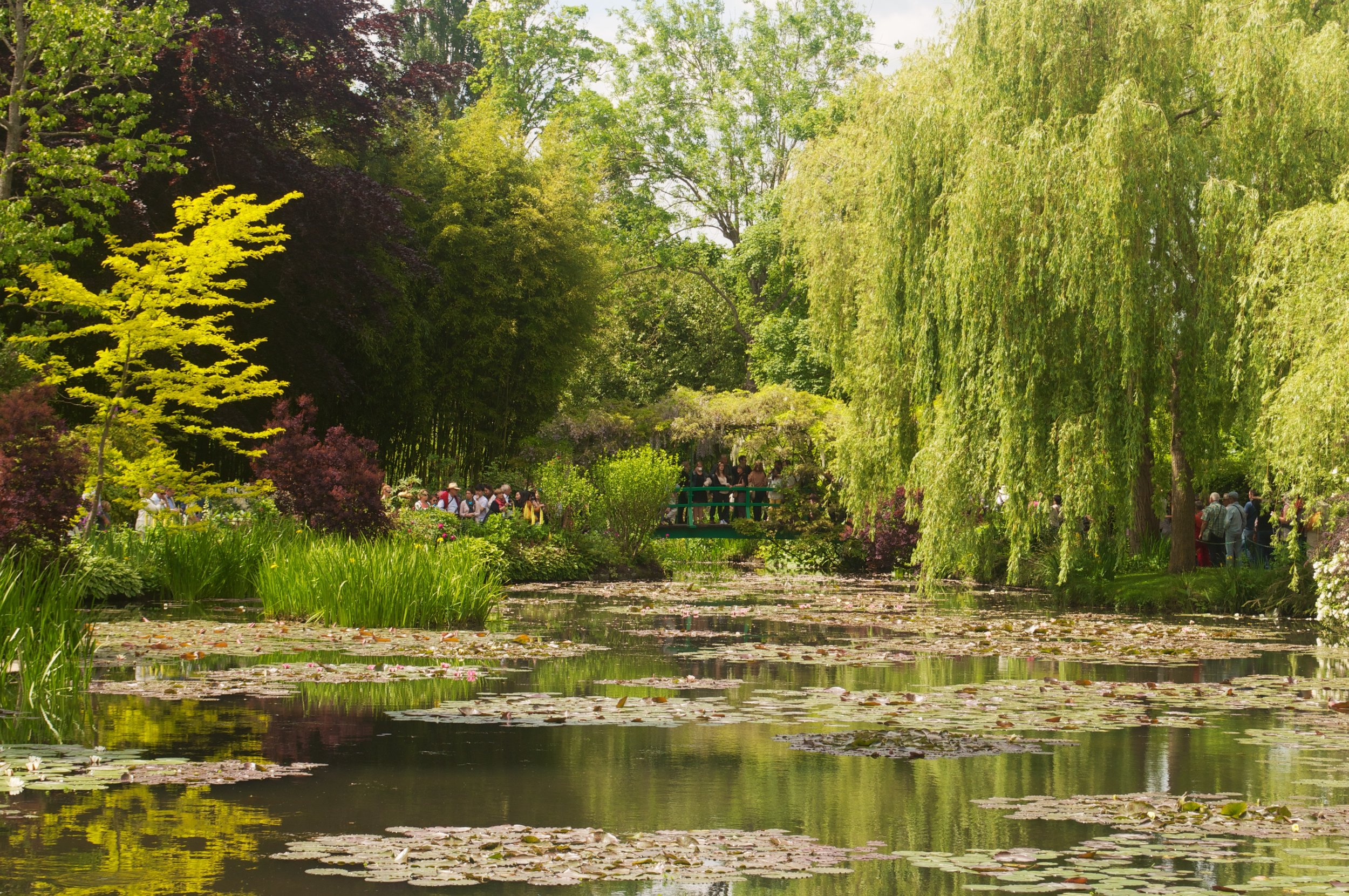 The Ultimate Northern France Itinerary - #giverny #monetgardens #france
