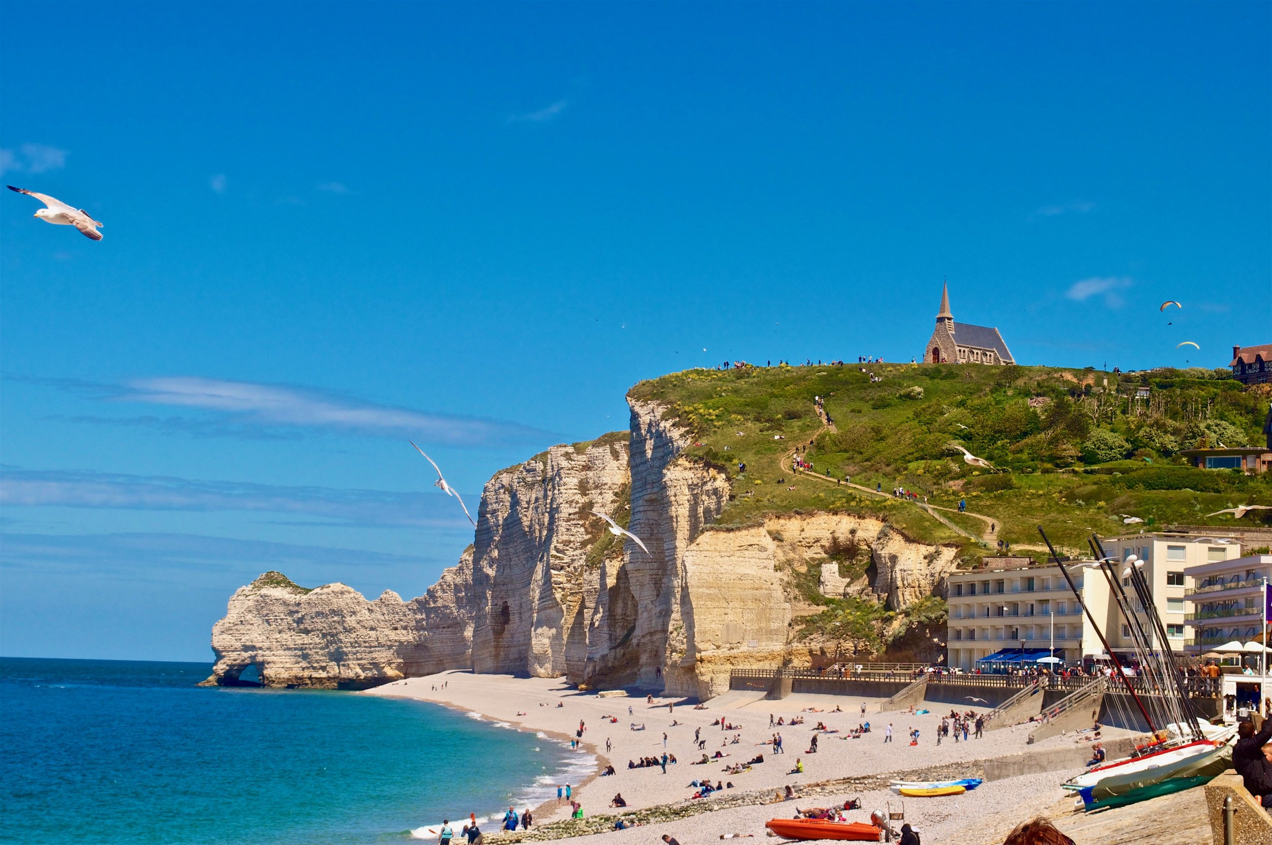 Etretat, France - The Ultimate Northern France Itinerary