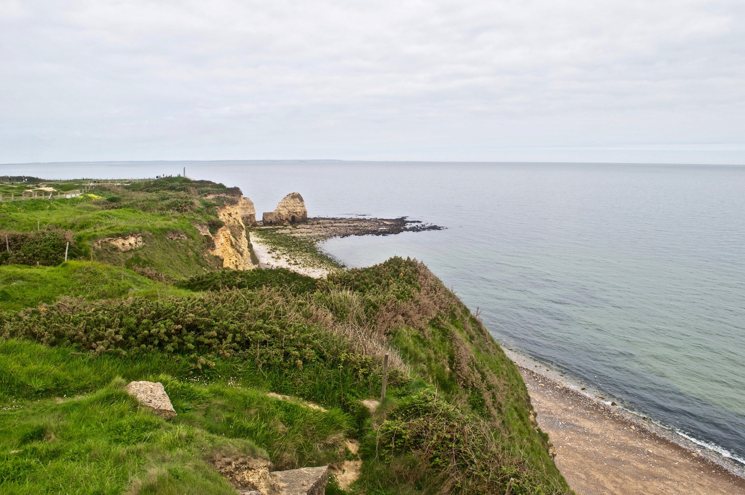 Pointe Du Hoc, Normandy, France - The Ultimate Northern France Itinerary