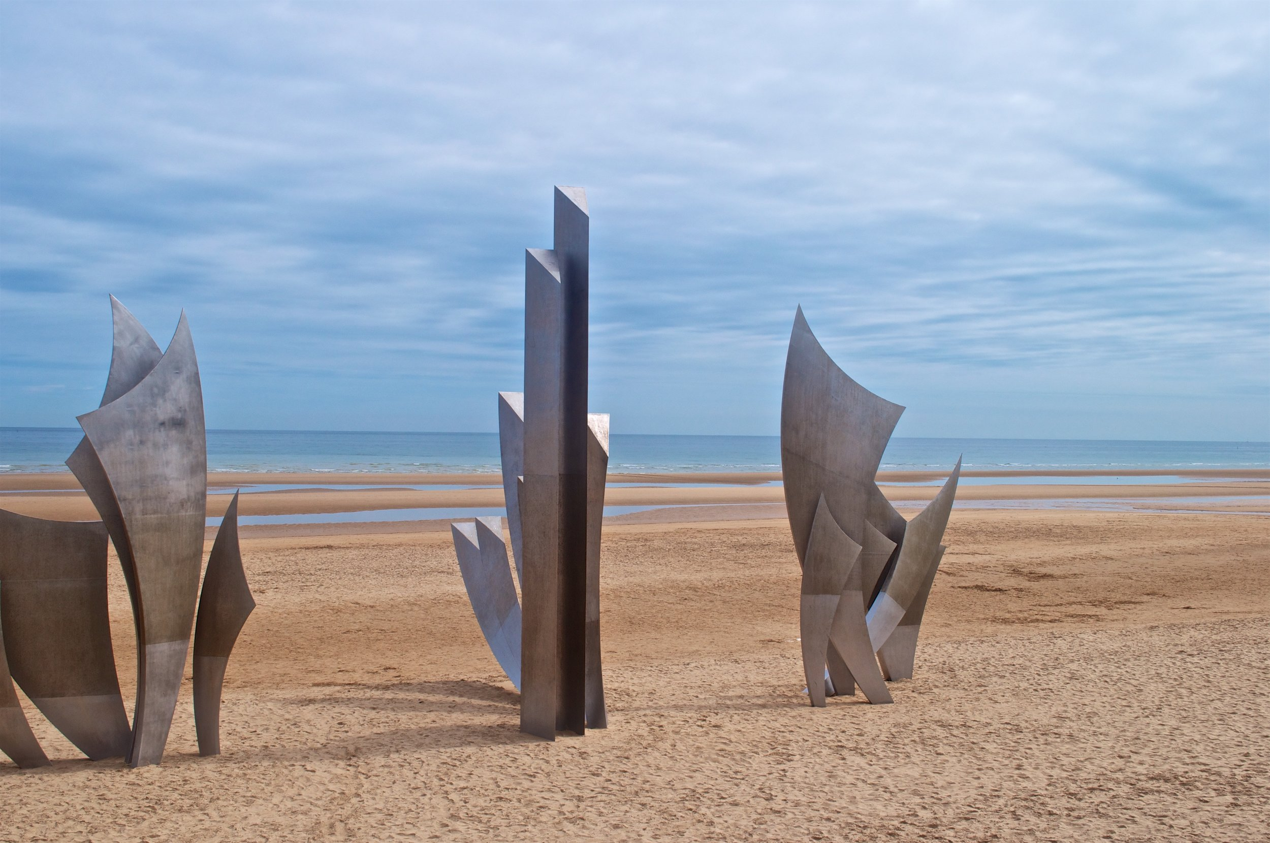 Omaha Beach, Normandy, France - Ultimate Northern France Itinerary