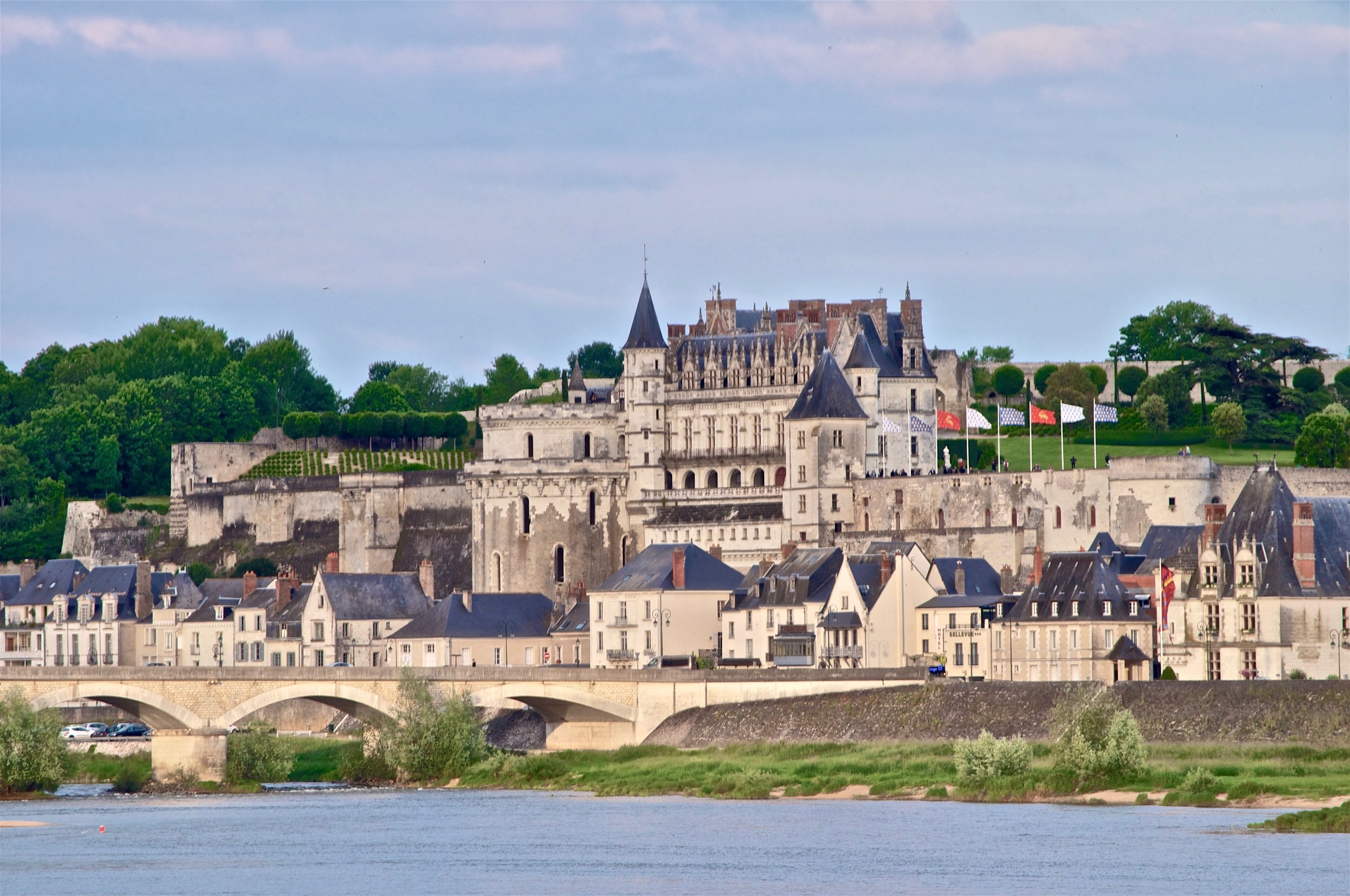 Amboise Chateau, Loire Valley - Ultimate Northern France Itinerary #amboise #france #chateau
