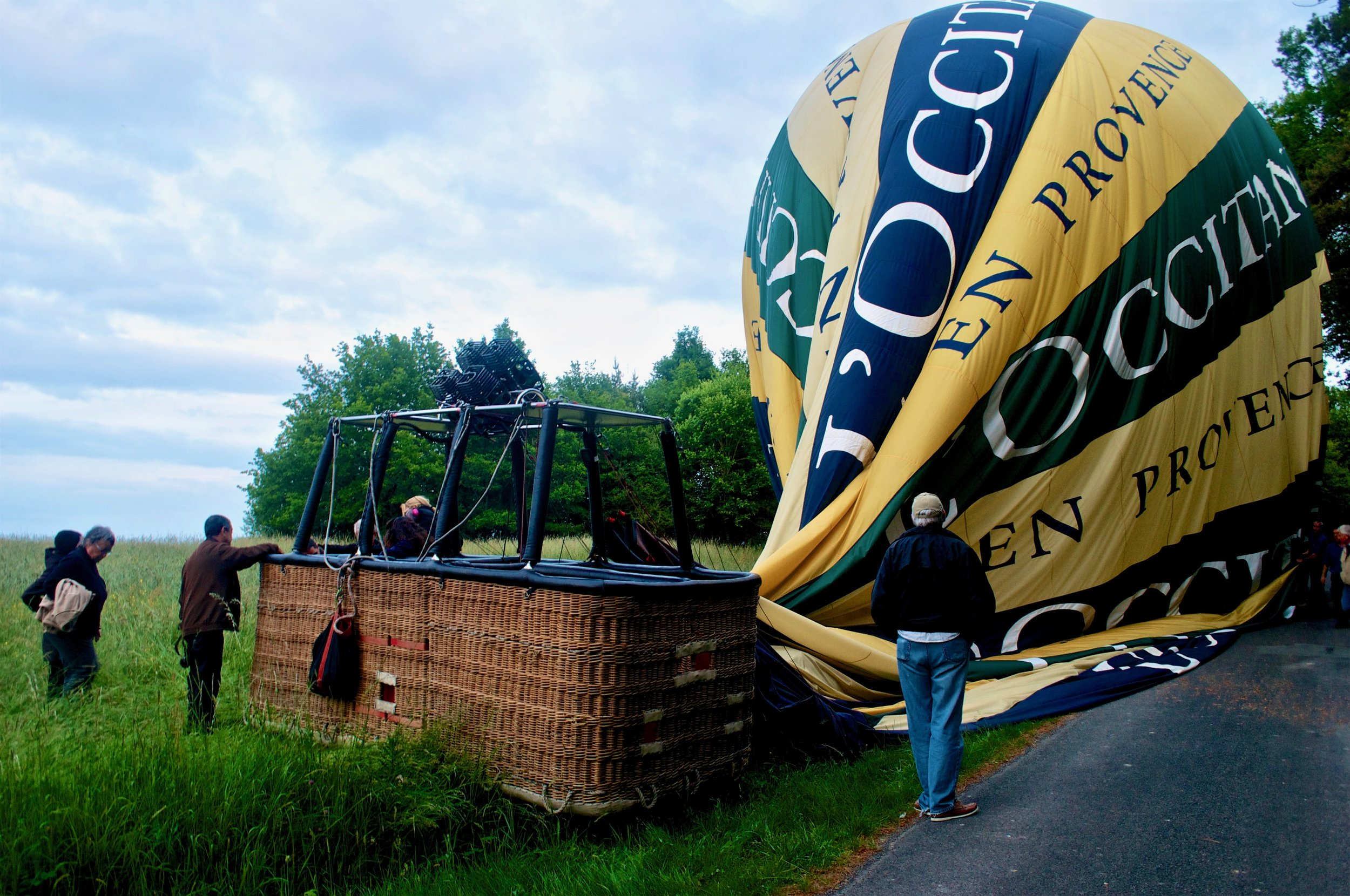 Loire Valley - Hot Air Balloon Ride over Loire Valley - Ultimate Northern France Itinerary