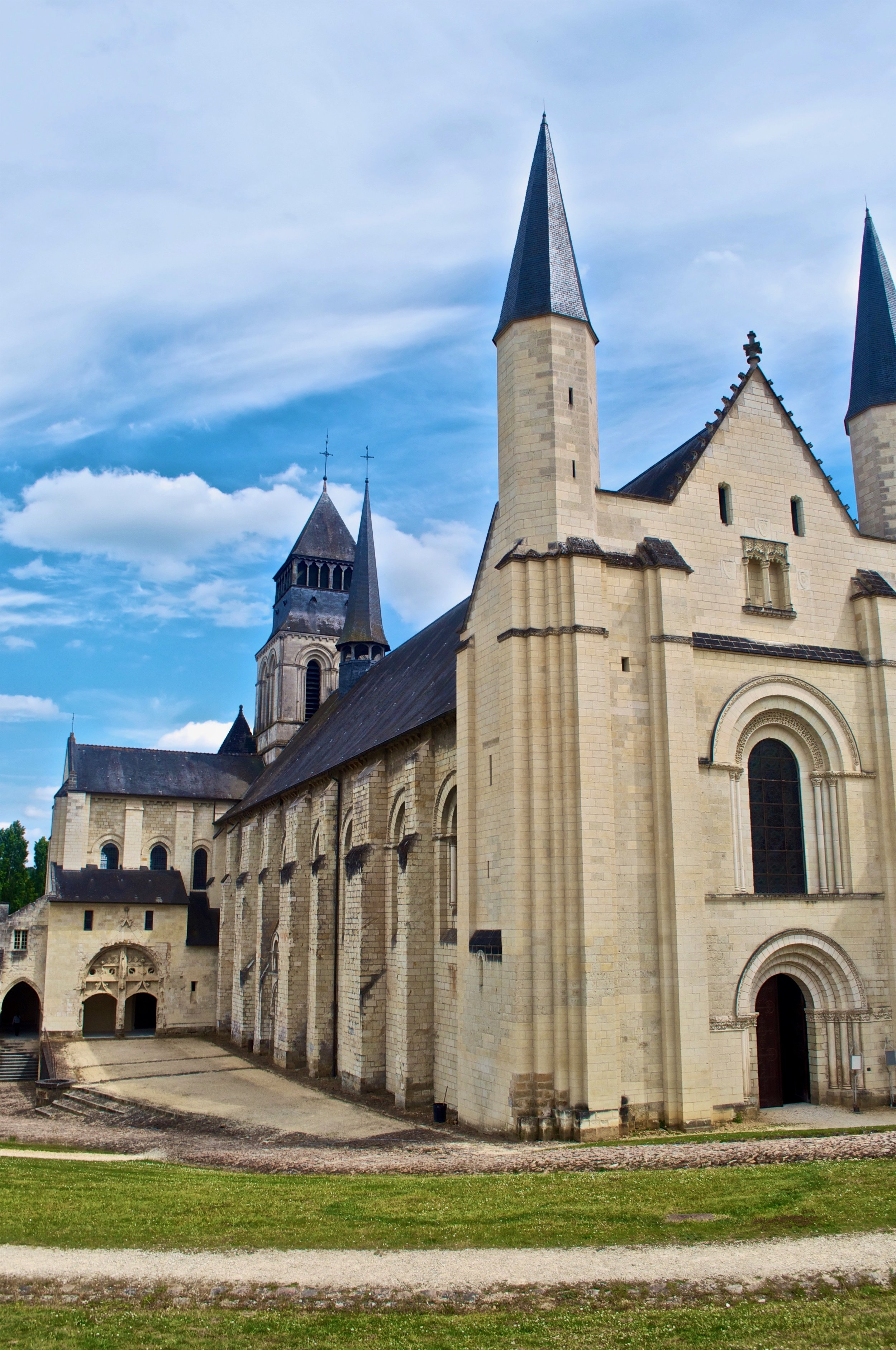 Fontevraud Abbaye, Loire Valley, France - Ultimate Northern France Itinerary