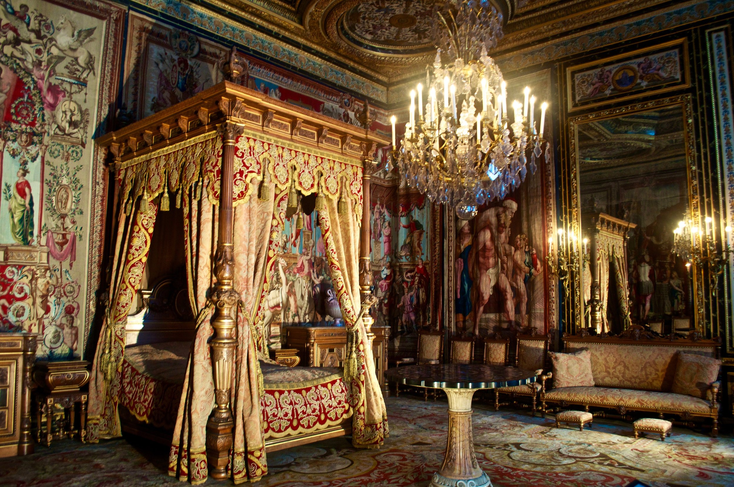 Fontainebleau Palace, France - Ultimate Northern France Itinerary