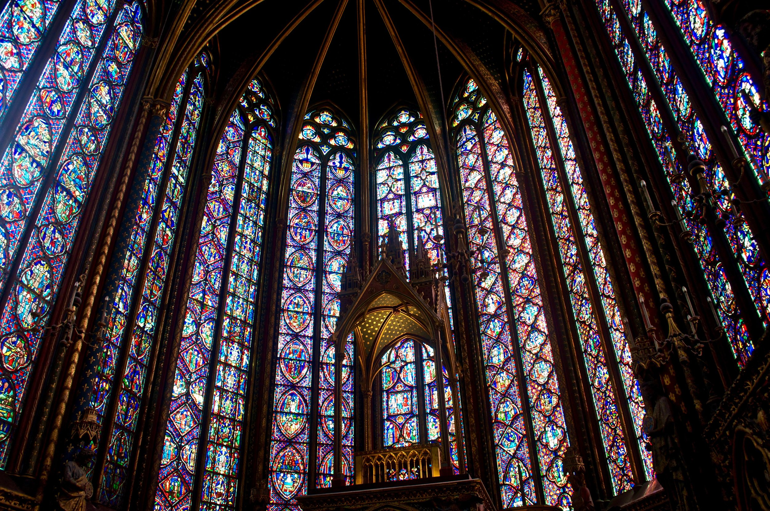 Sainte Chapelle, Paris, France - The Ultimate Northern France Itinerary
