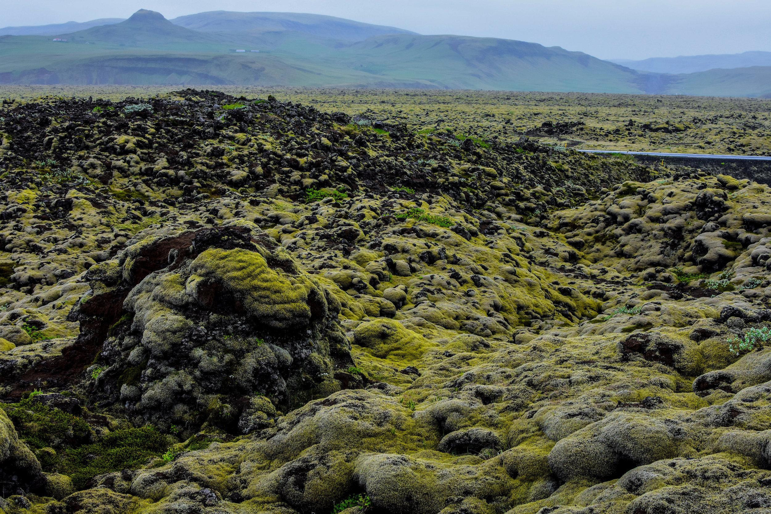 Eldhraun - Largest Lava Field in the World