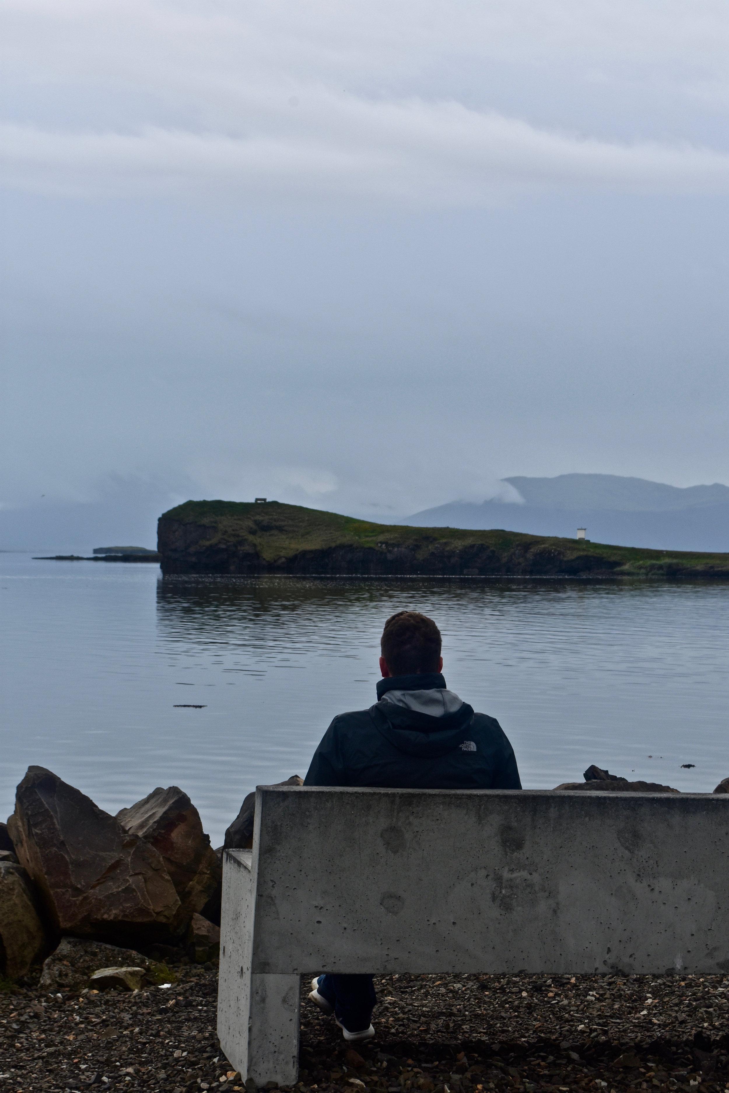 Höfn, Iceland - Harbor