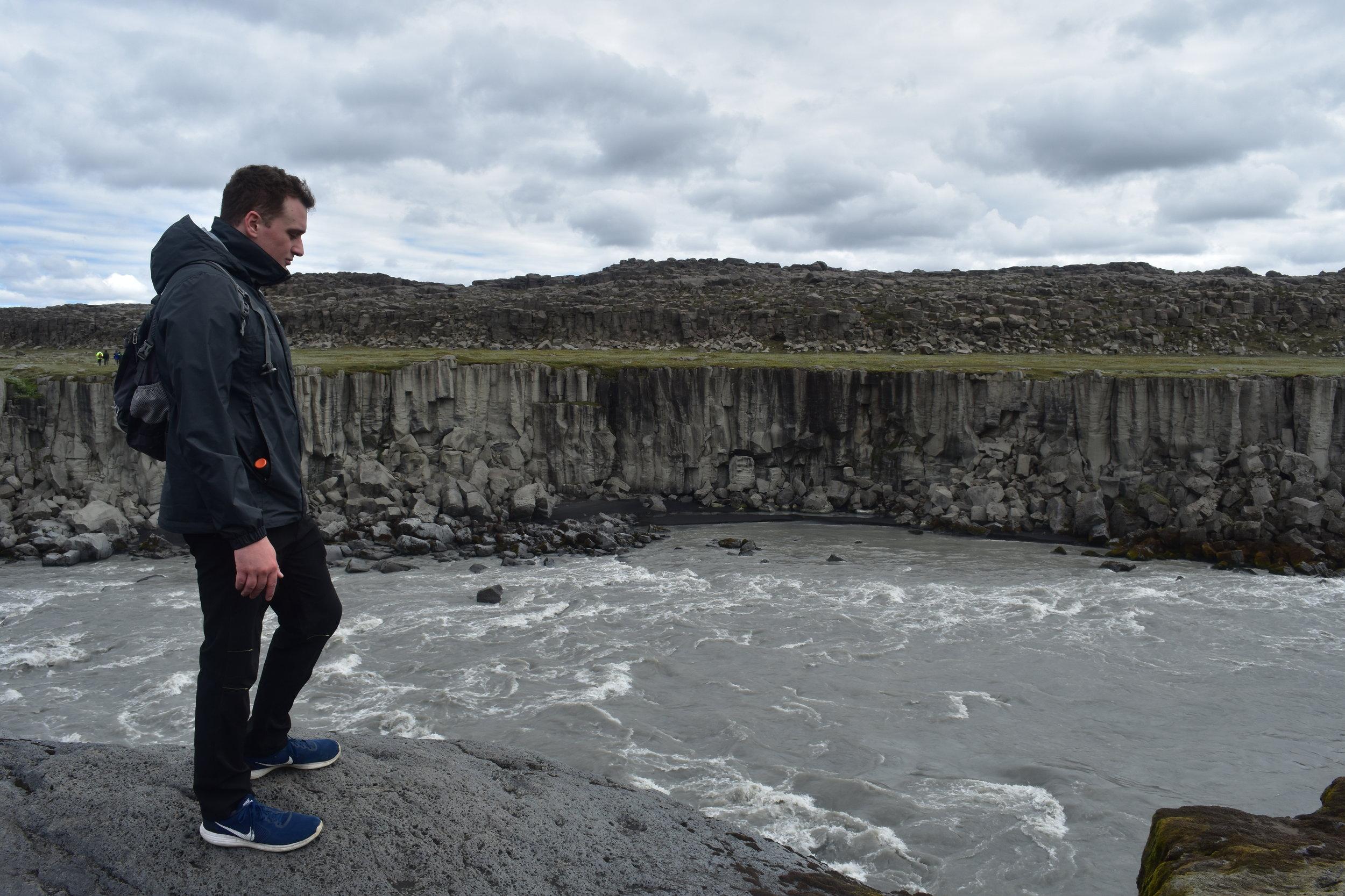 Carry-On Iceland Packing List for Summer | Men