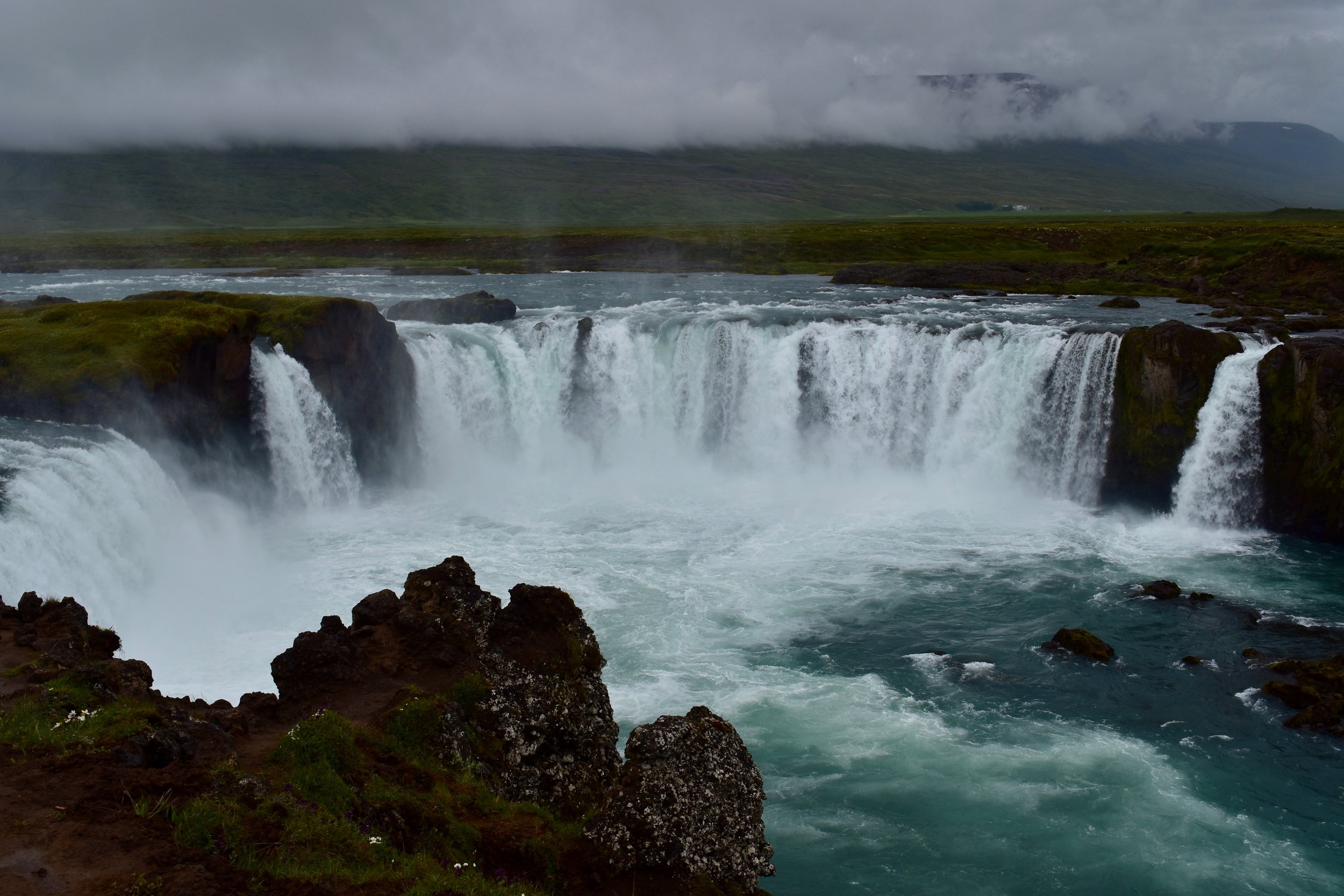 Godafoss in North Iceland