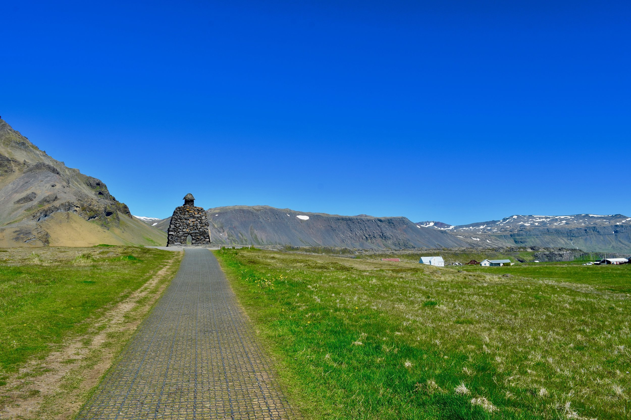 Arnarstapi on Snæfellsnes Peninsula, Iceland