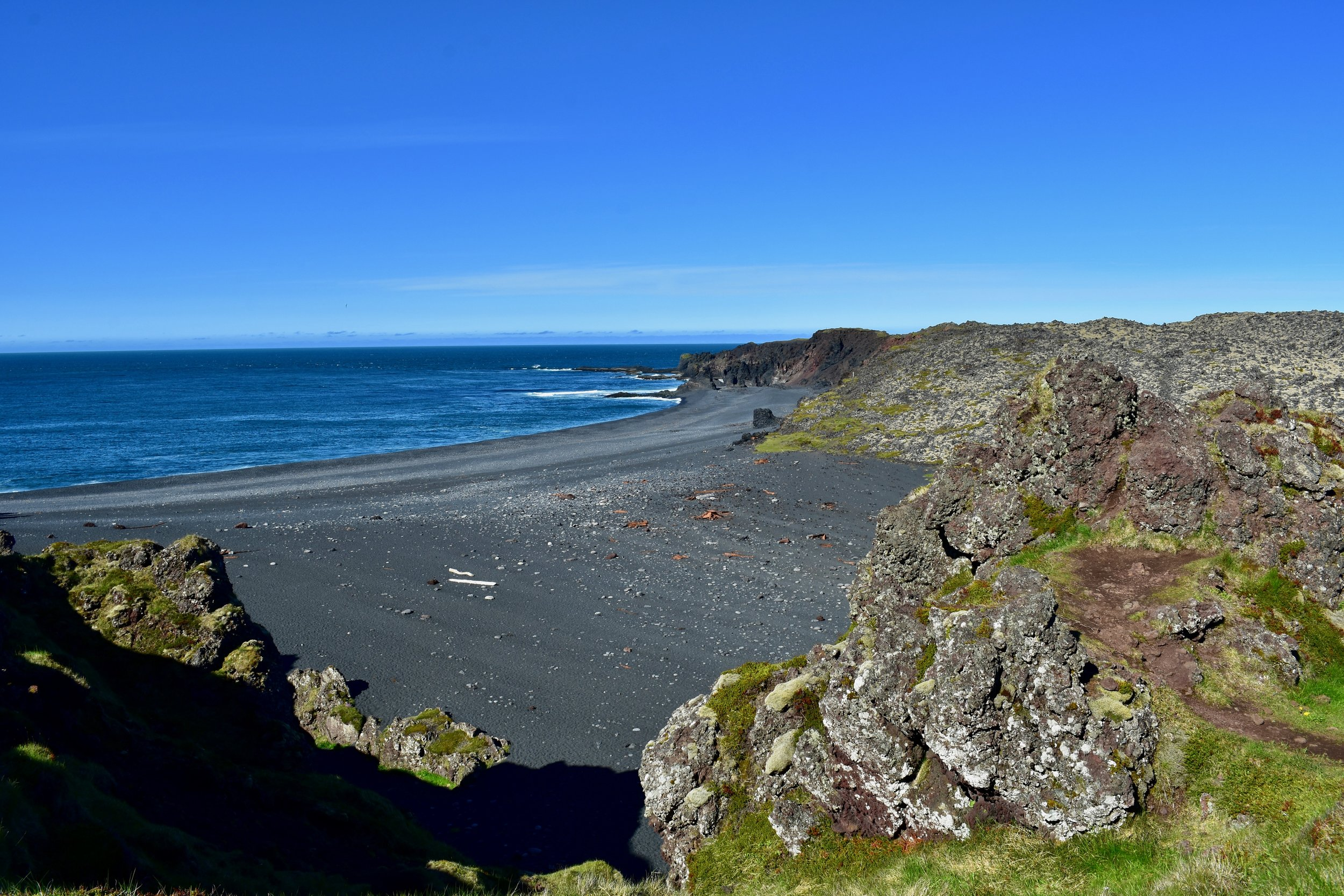 DJÚPALÓNSSANDUR & DRITVÍK on Snæfellsnes Peninsula, Iceland