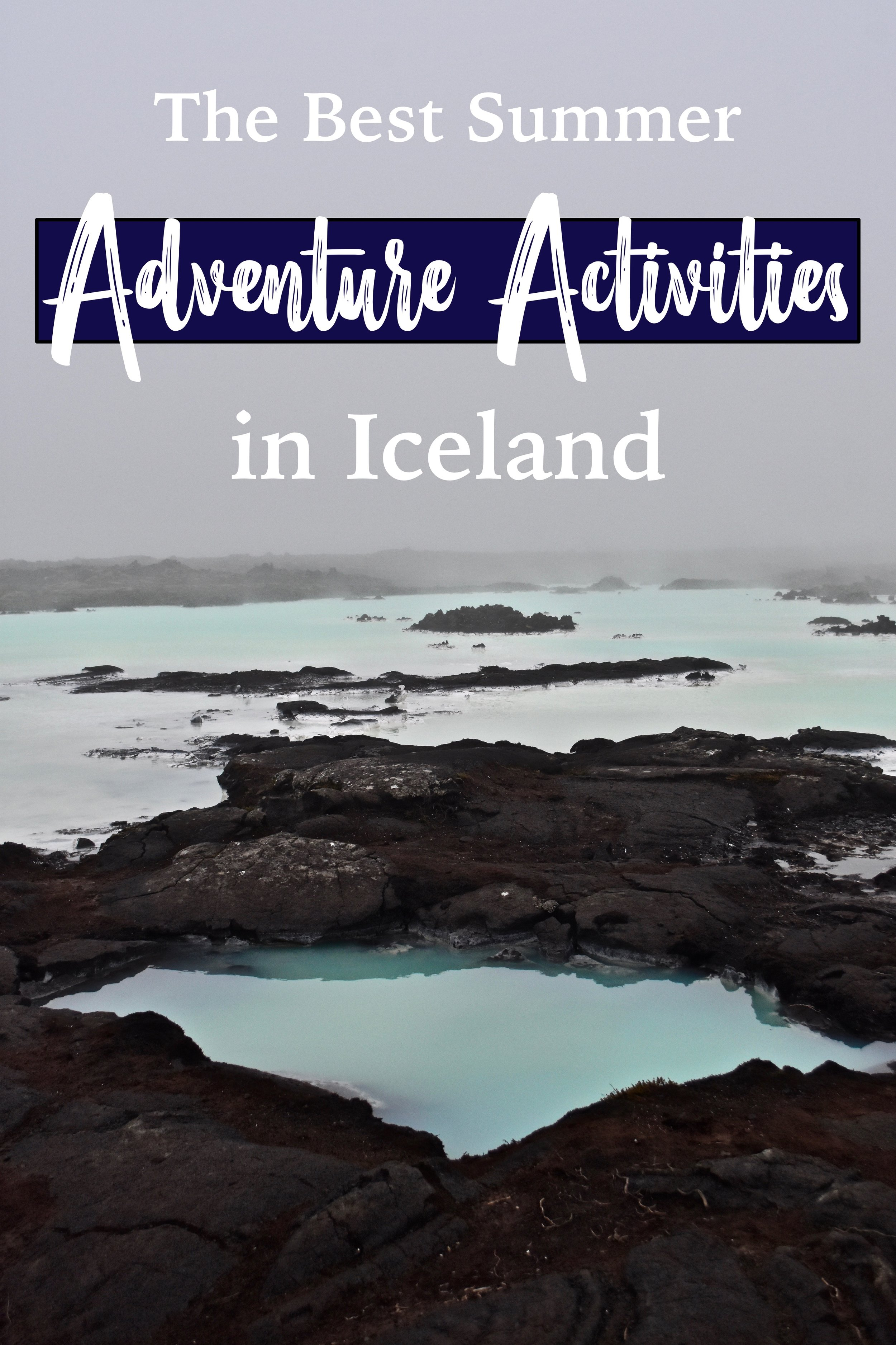 The Best Adventure Activities in Iceland for Adrenaline Junkies.  Here are our favorite experiences for anyone looking for some amazing memories during their trip to the Land of Ice and Fire. #Iceland #Adventure #Experiences #Adrenaline #Europe #BlueLagoon