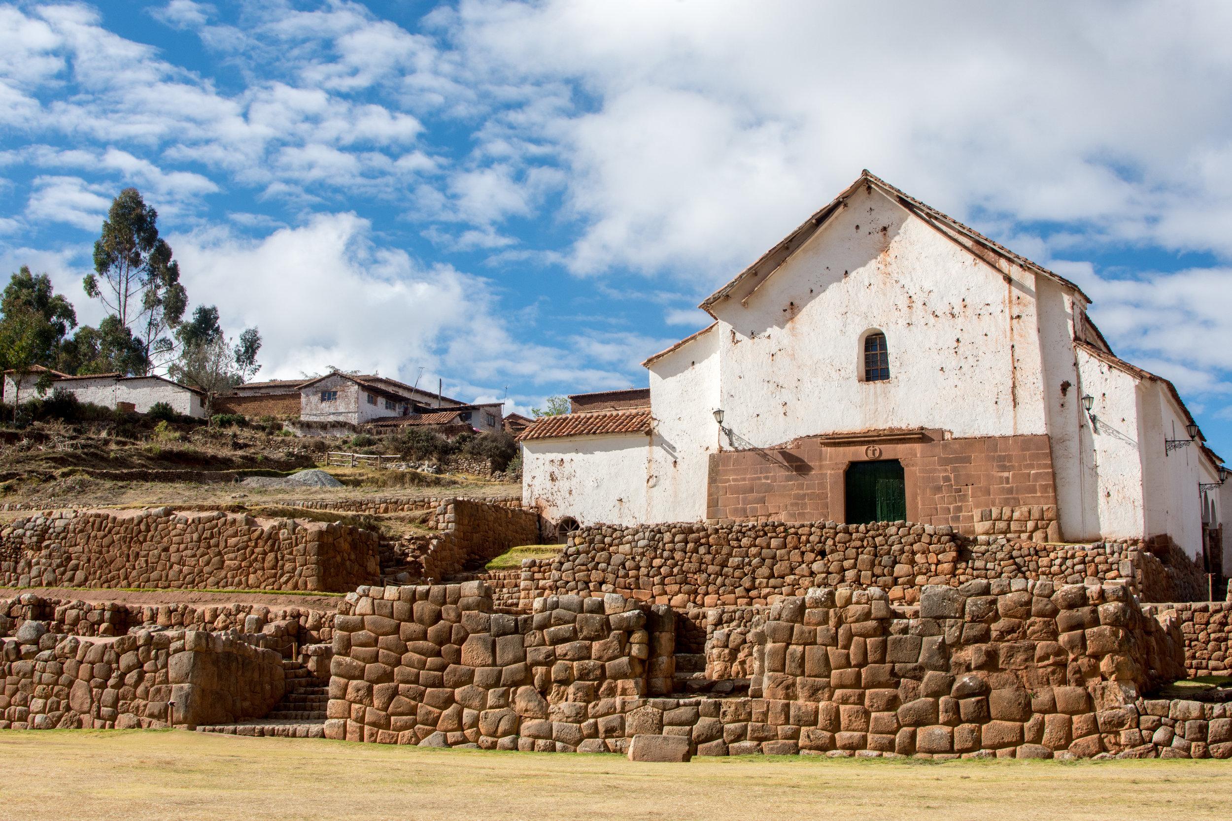 Church at Chincheros