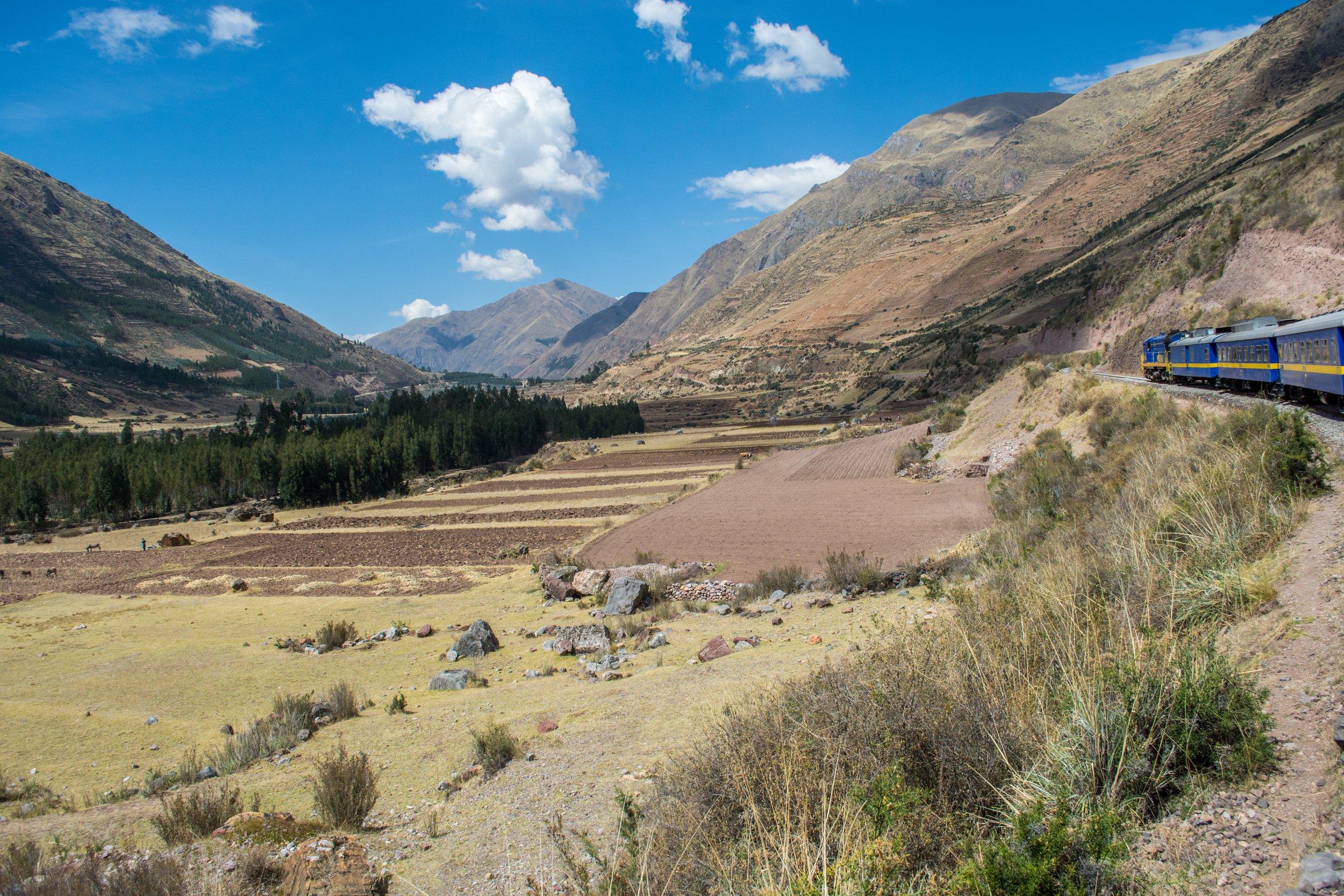 Luxury Perurail Lake Titicaca Train