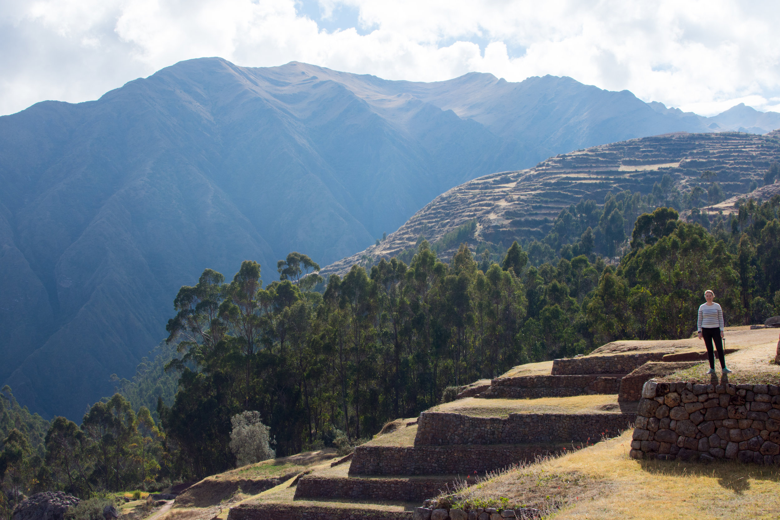 Agricultural Terraces at Chinchero