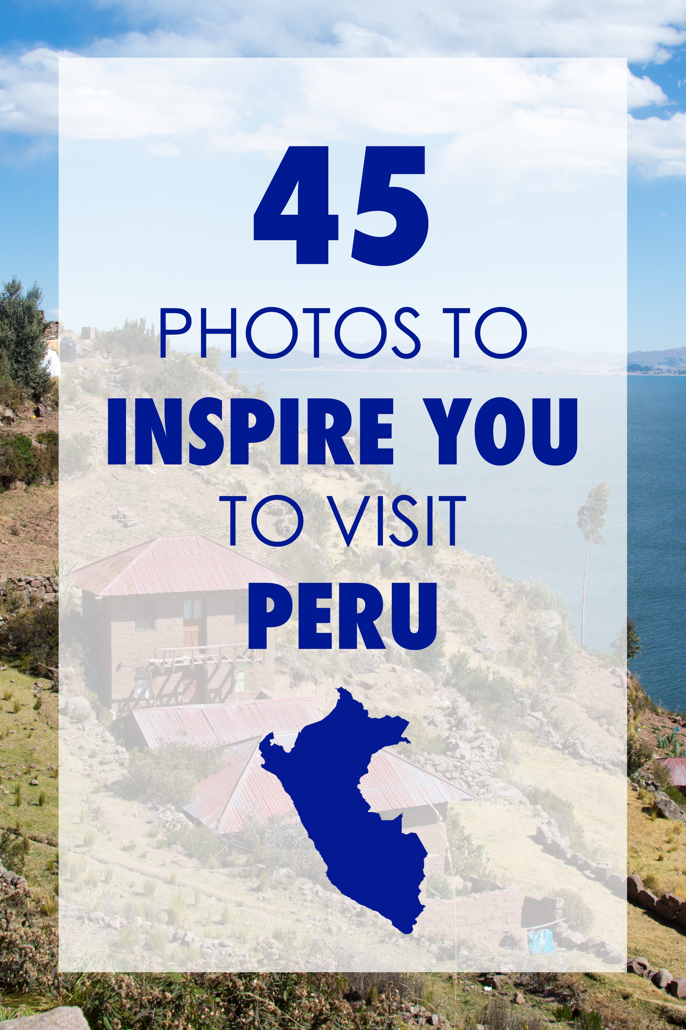 45 Photos to Inspire You to Visit Peru.  From the abundant natural beauty of the Andes to the colorful locals, it is hard to look at the adventures that await you in Peru and not want to book a flight. #Photography #Travel #Peru #SouthAmerica