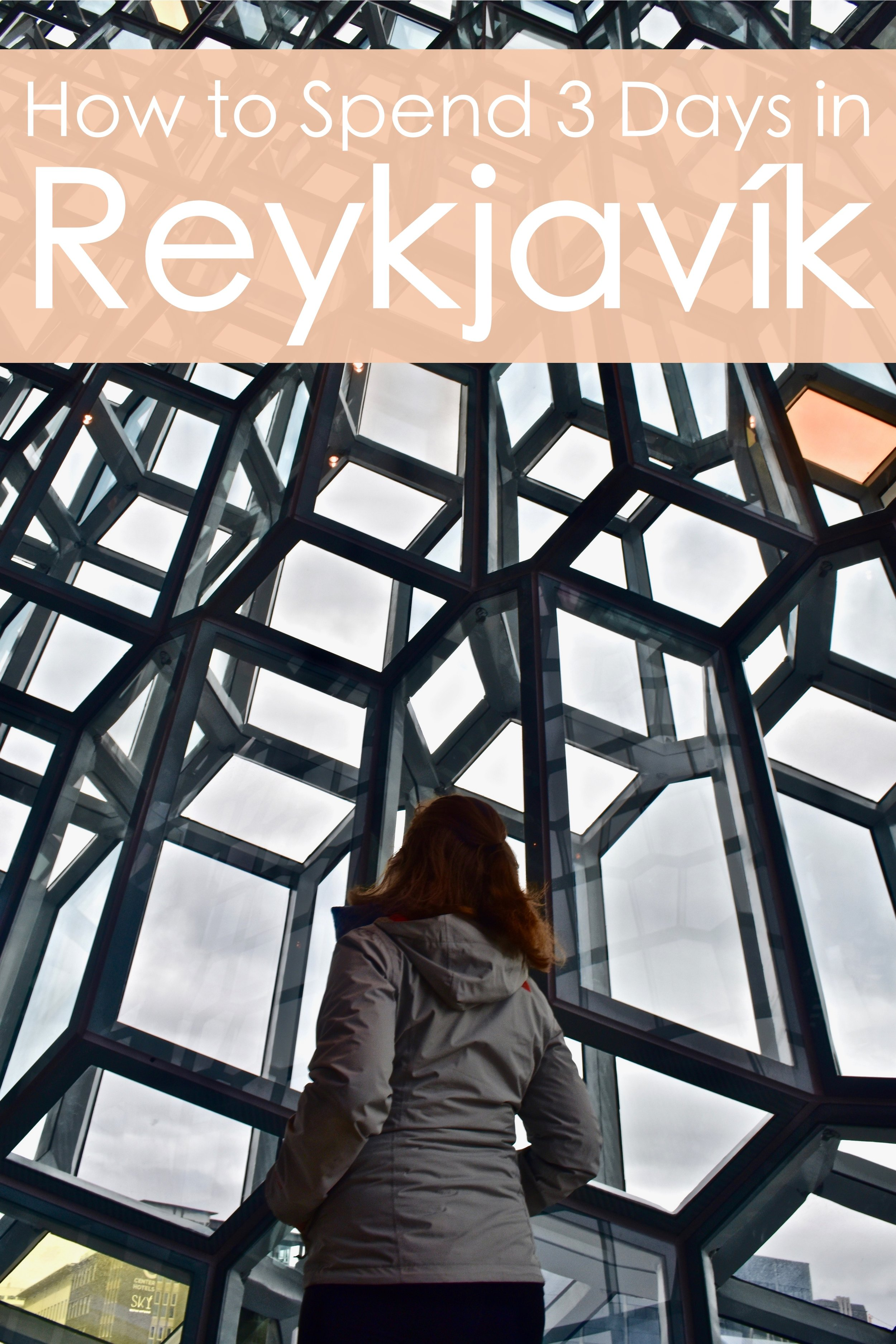 How to Spend 3 Days in Reykjavik, Iceland.  The Capital of Iceland is a great base for many day trips out into the Icelandic nature. #Iceland #nature #europe #travel #3days