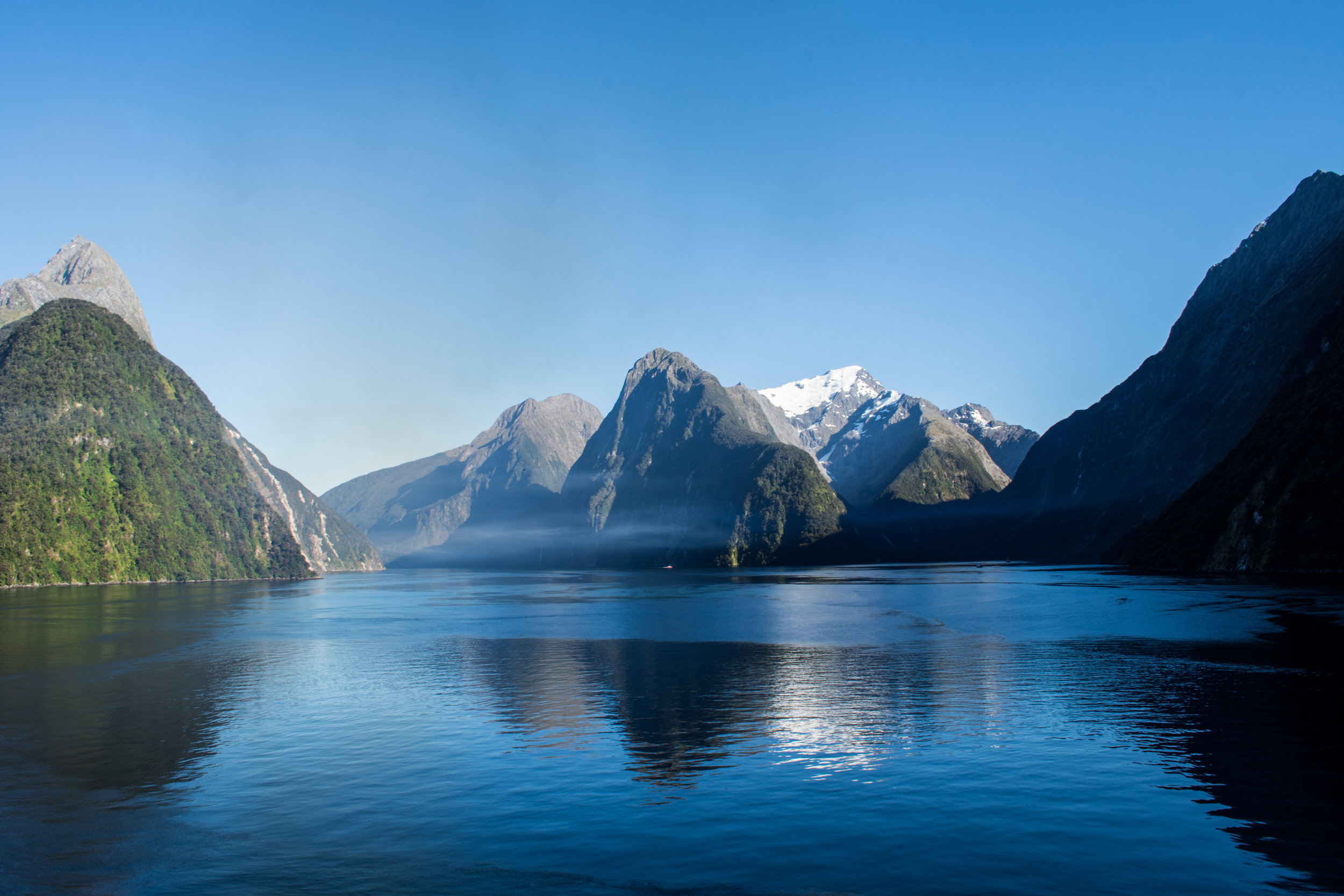 Milford Sound on Ovation of the Seas