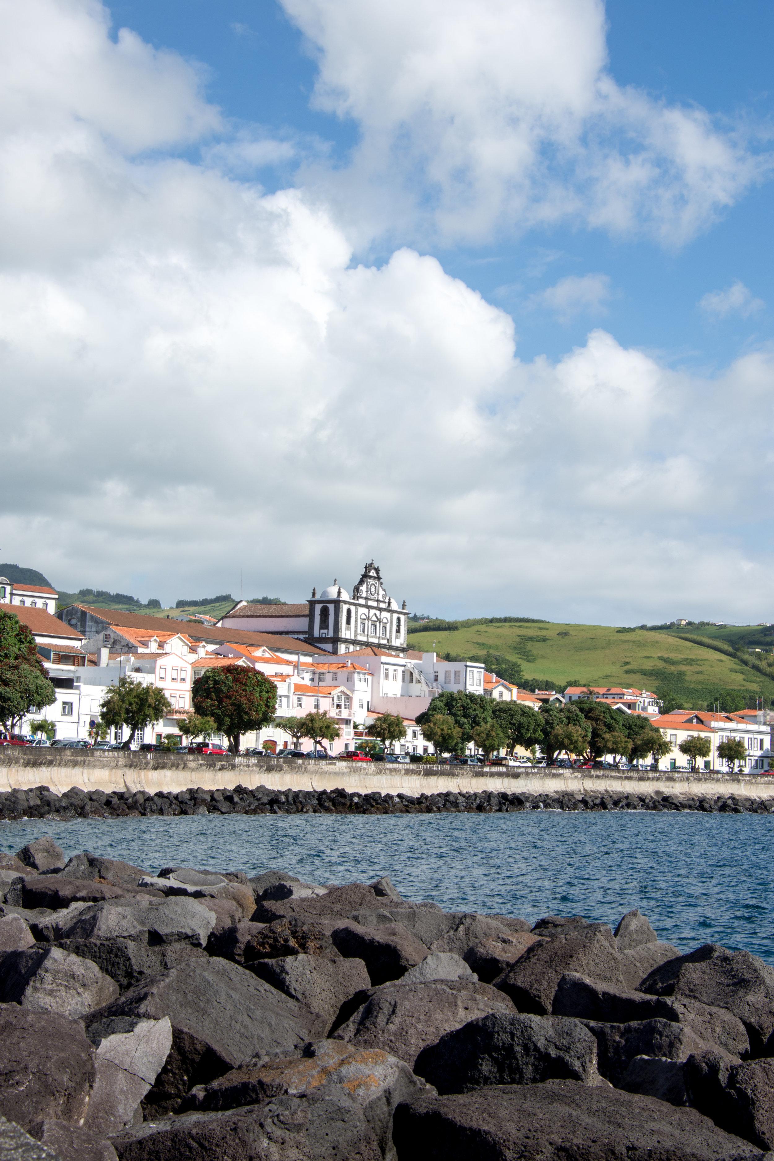 The City of Horta