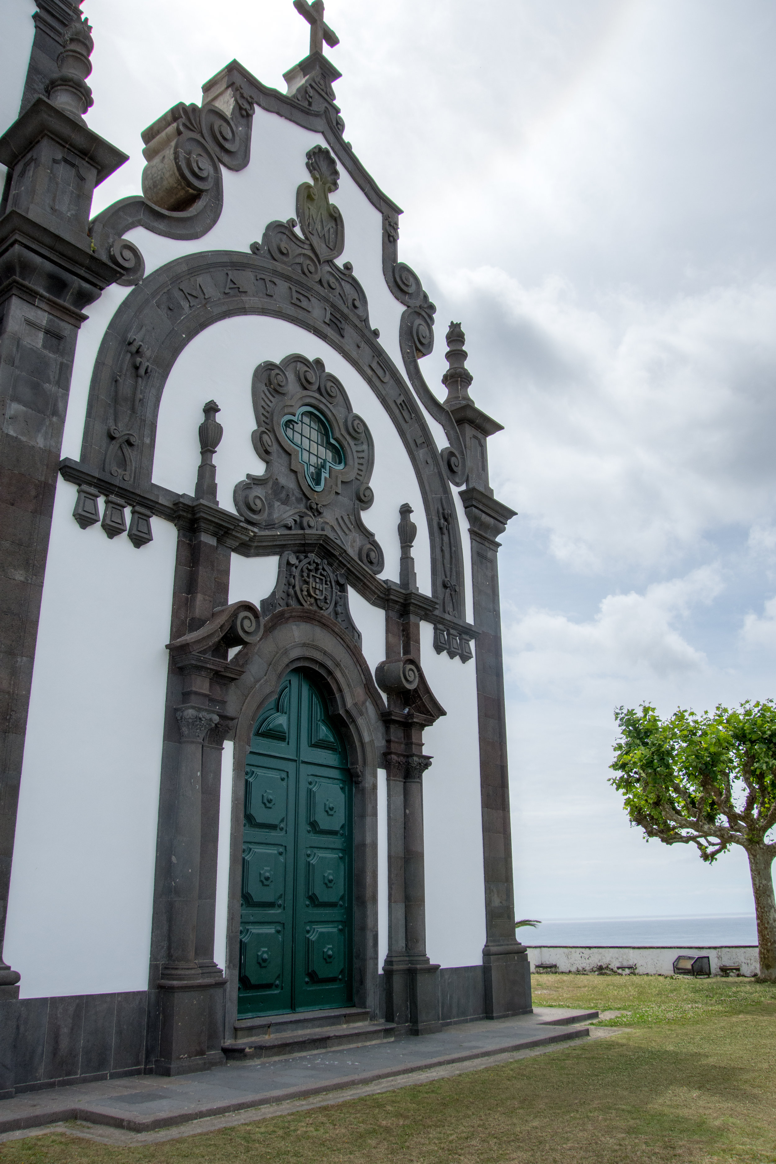 Hermitage of the Mother of God – São Miguel island