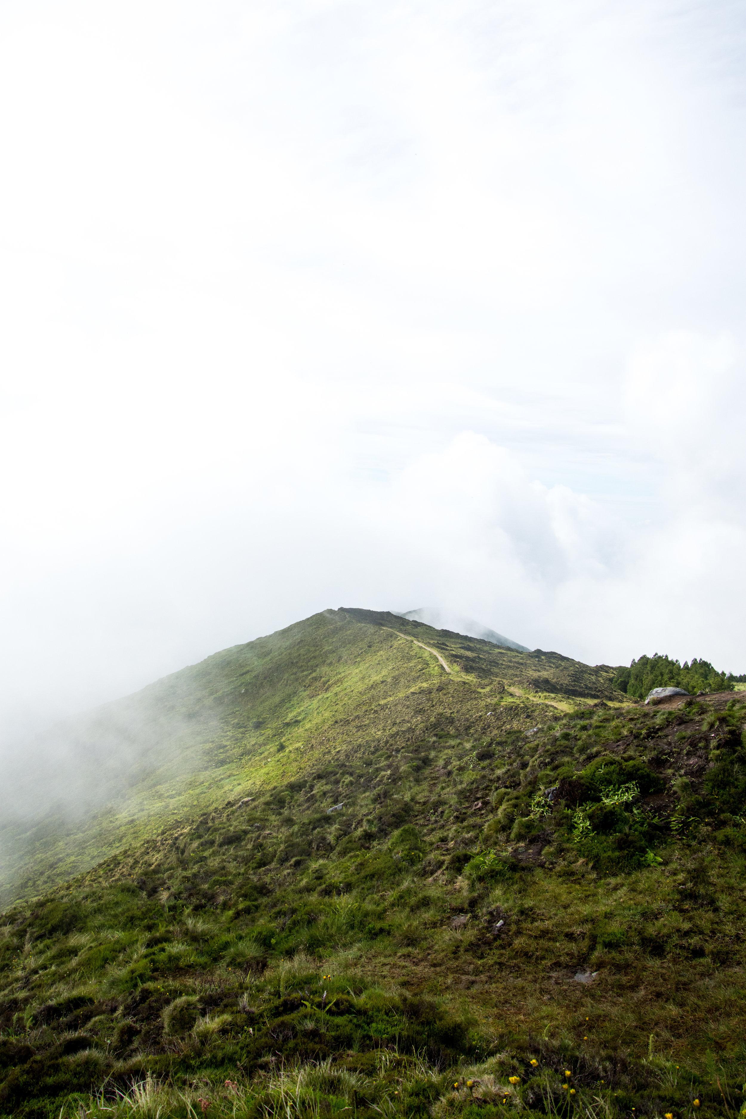 Pico da Barrosa – São Miguel Island