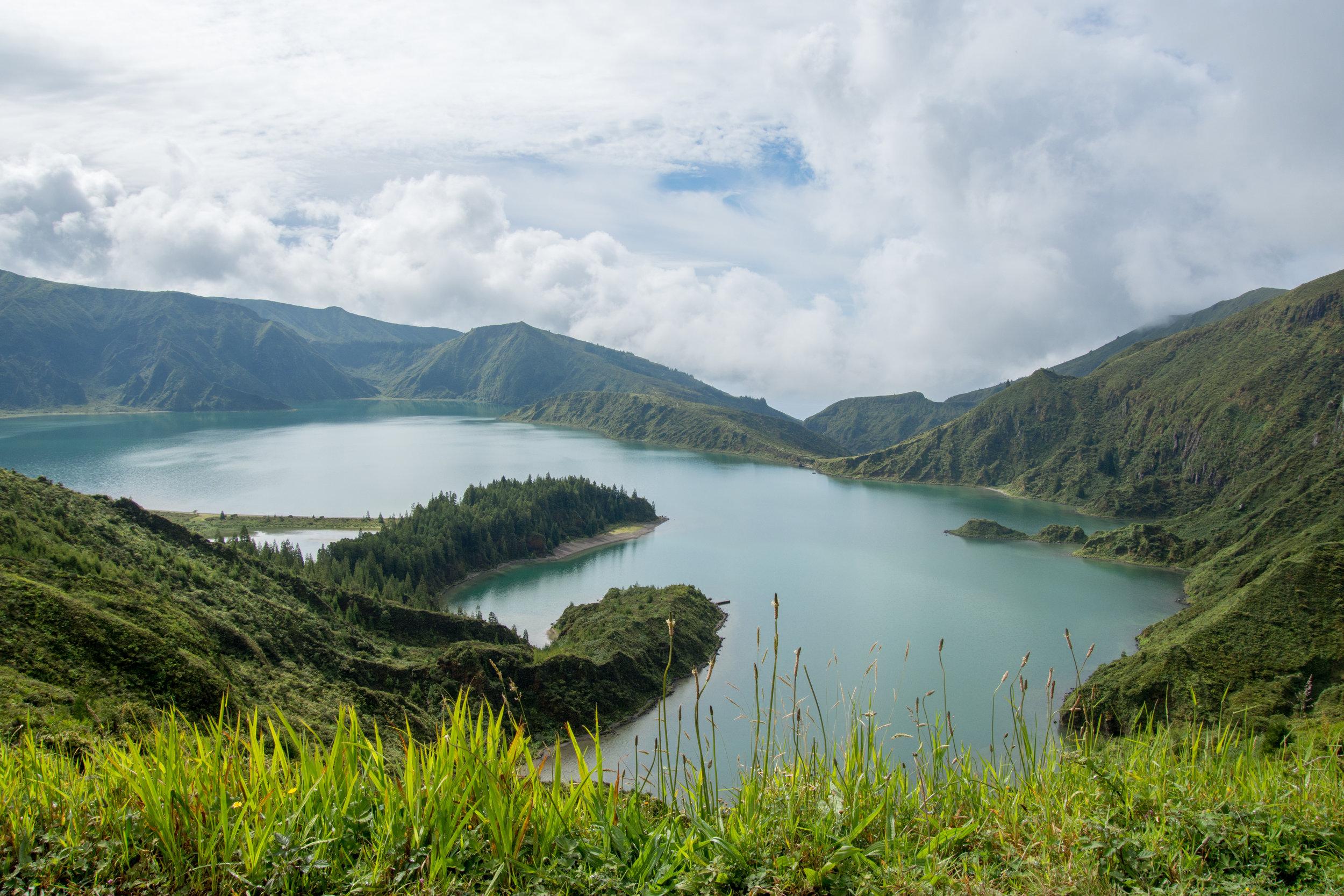 Lagoa do Fogo – São Miguel Island