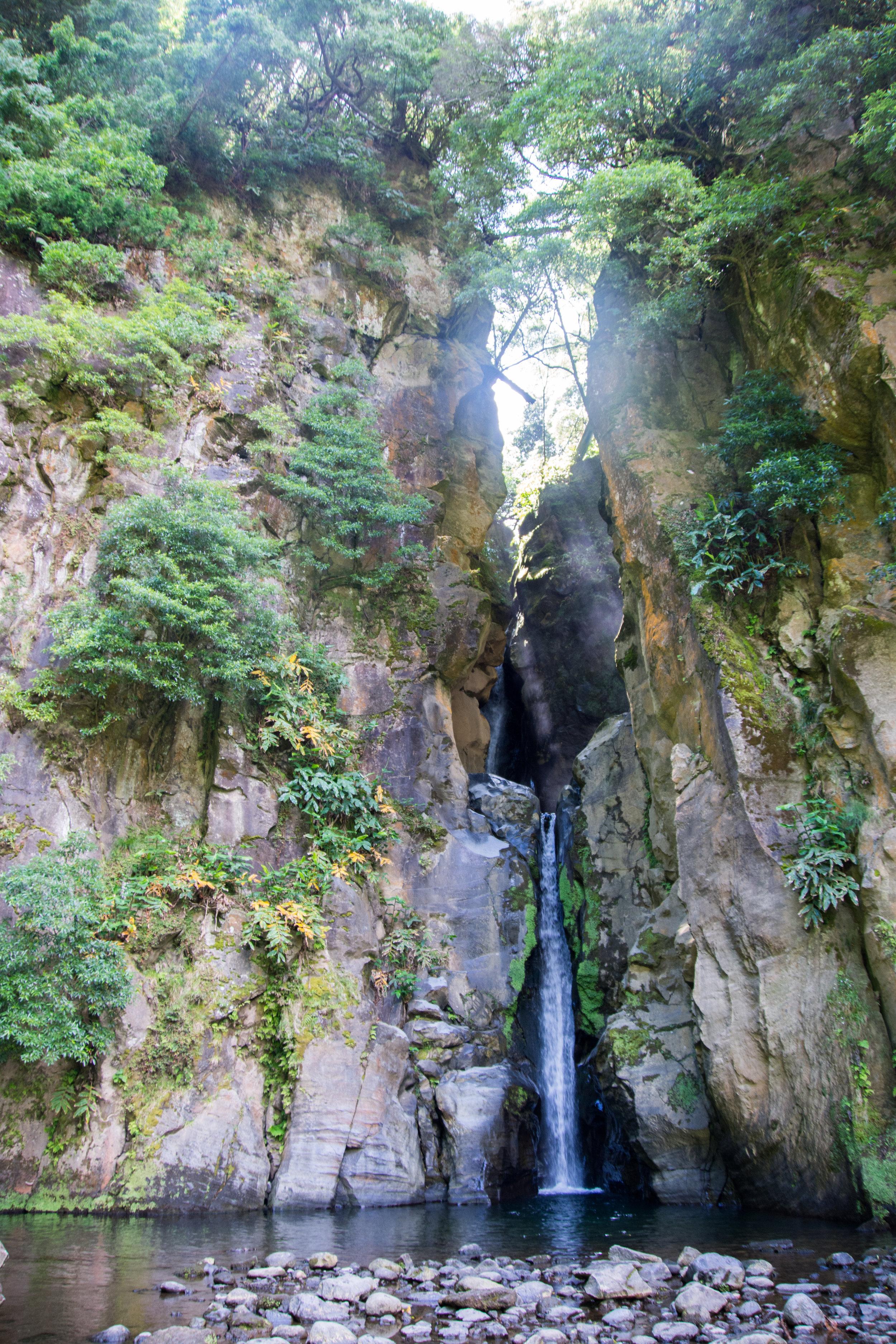 Salto do Cabrito – São Miguel island