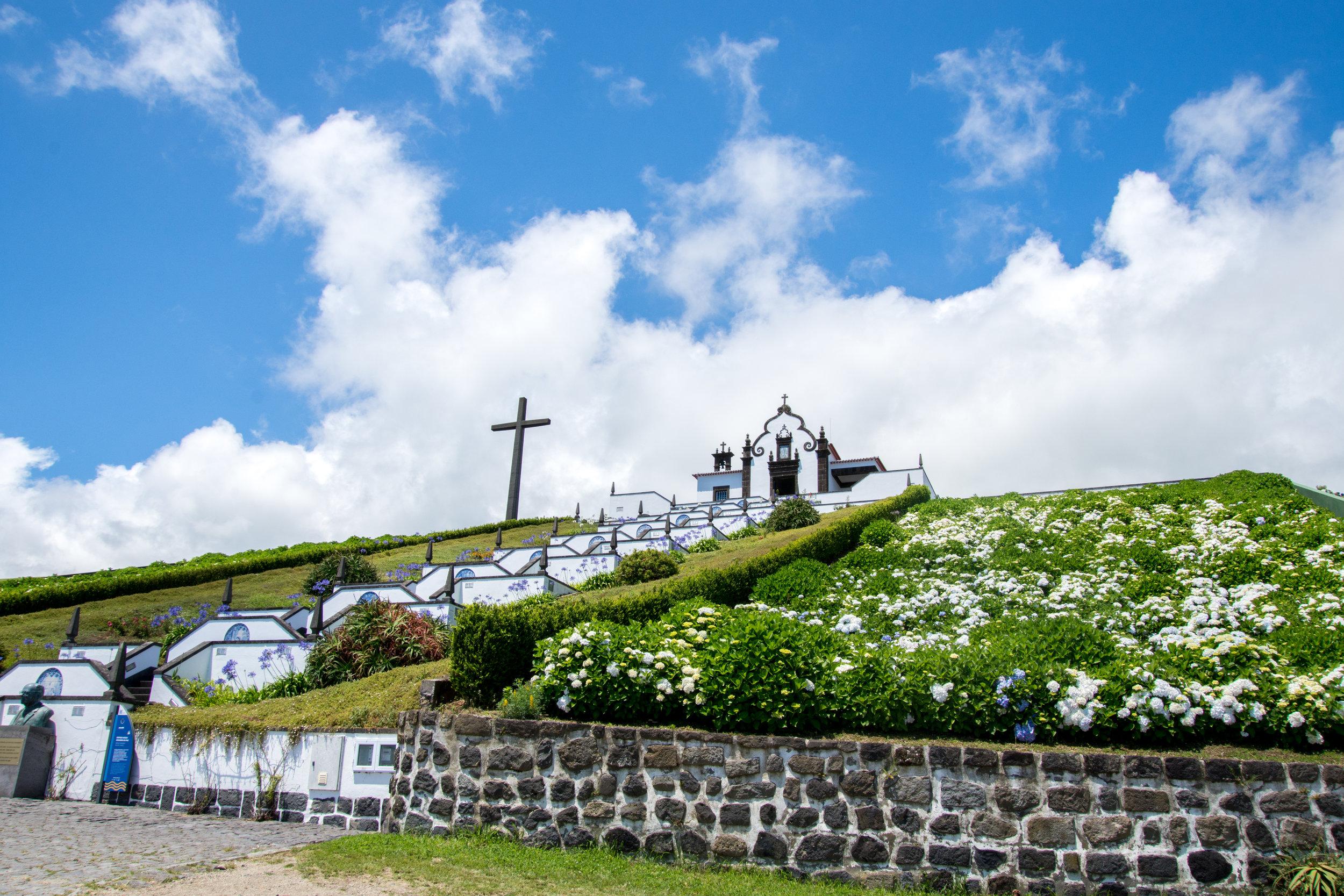 Our Lady of Peace Chapel – São Miguel Island