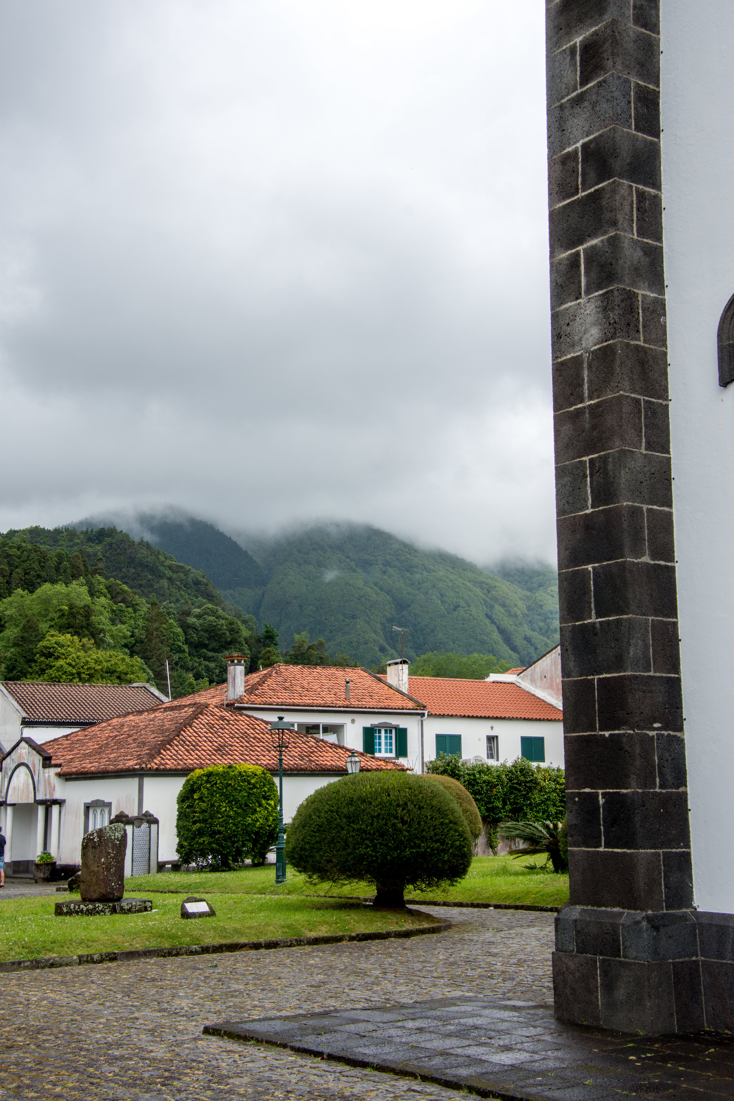 Buildings of the city of Furnas